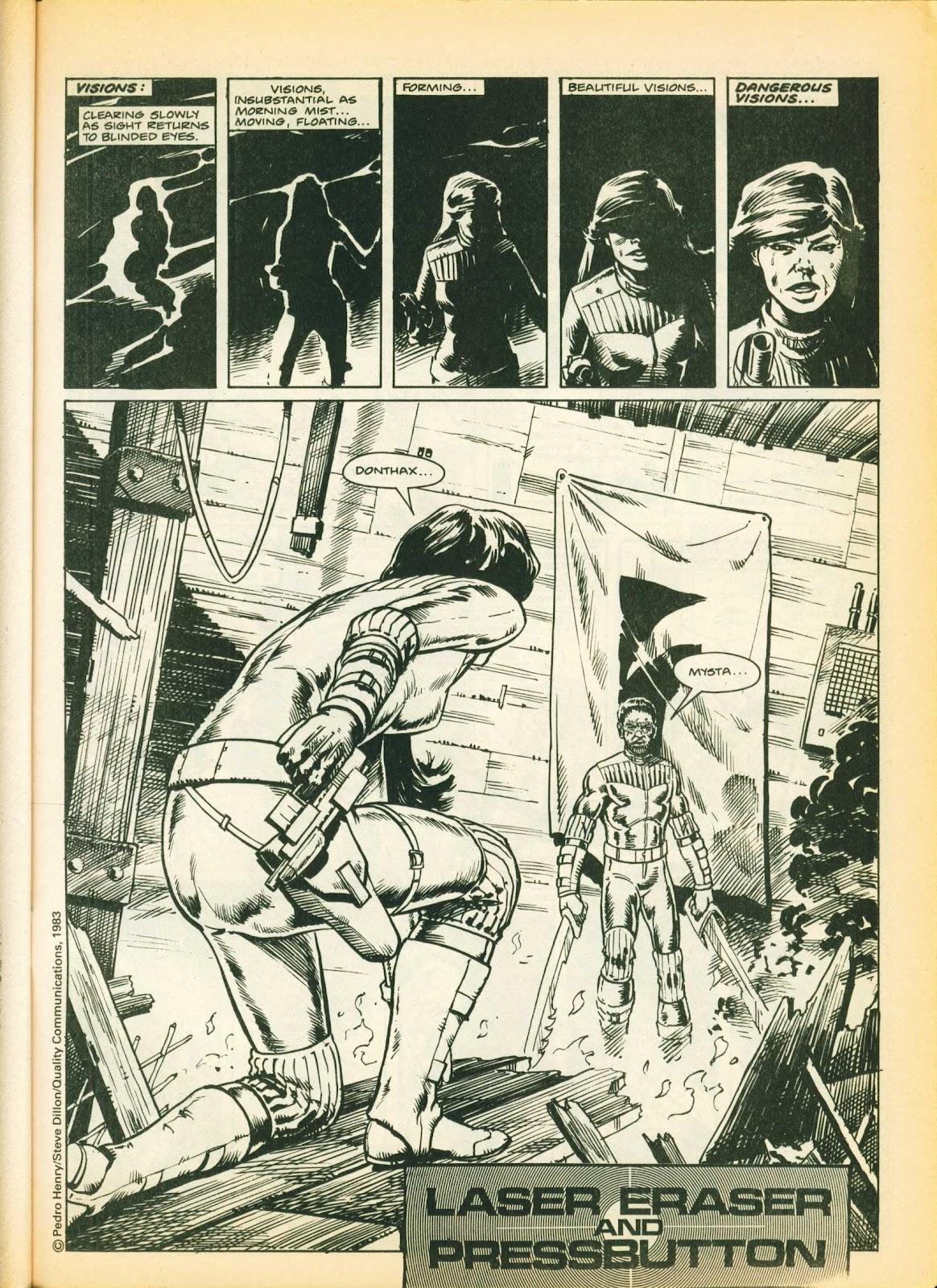 Warrior Issue #11 #12 - English 43