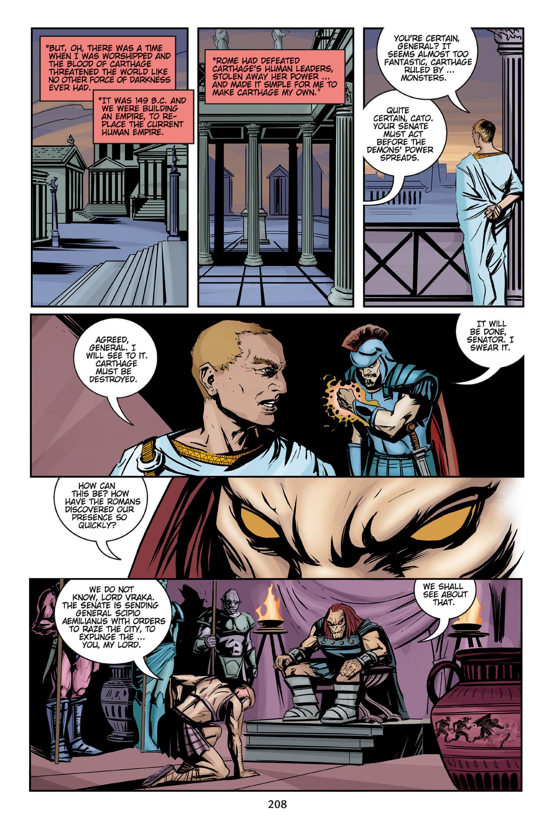 Read online Buffy the Vampire Slayer: Omnibus comic -  Issue # TPB 5 - 208