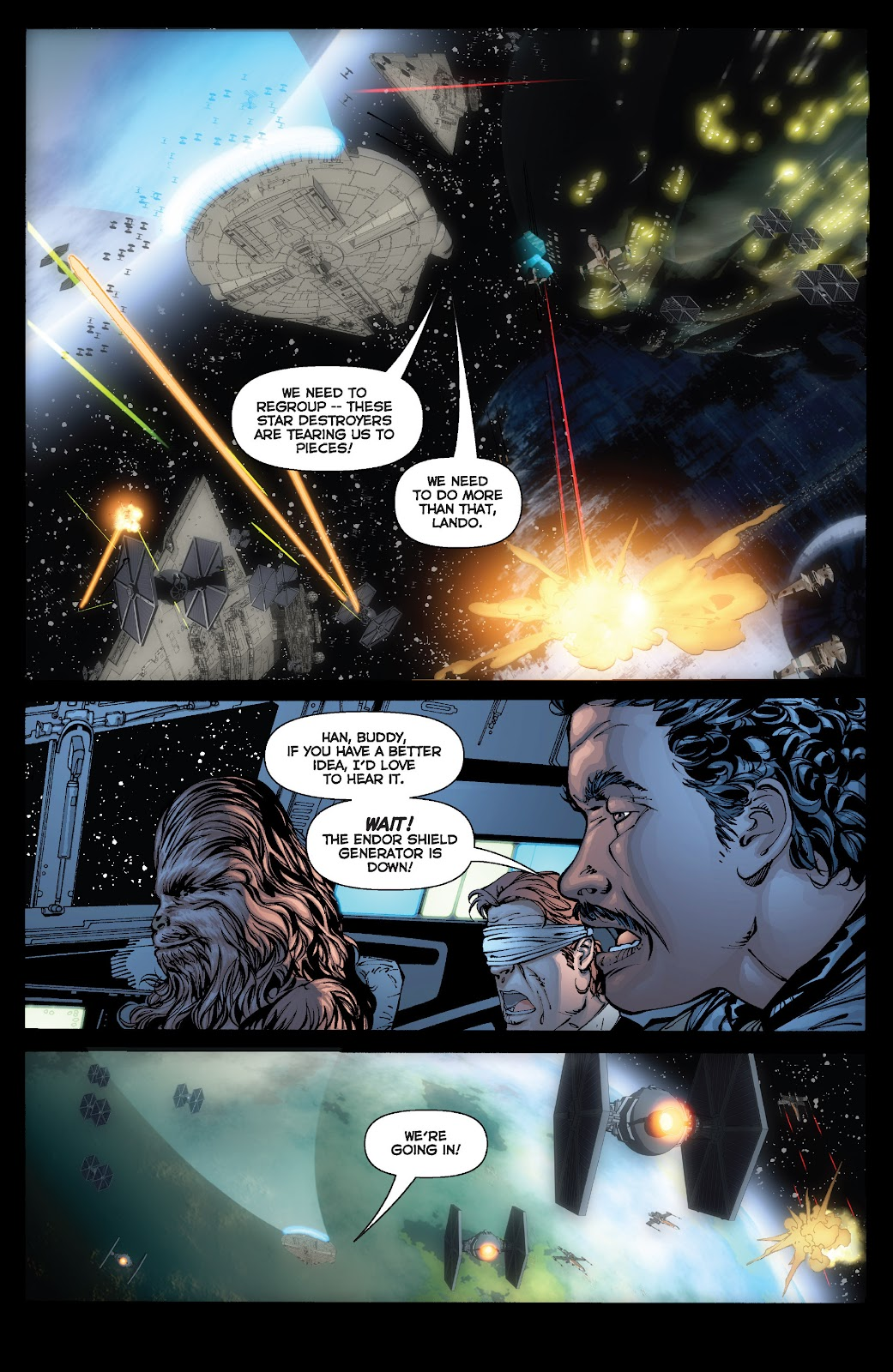 Read online Star Wars Legends: Infinities - Epic Collection comic -  Issue # TPB (Part 3) - 76