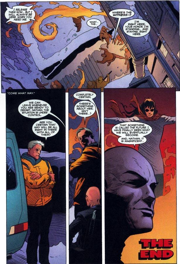 Read online Uncanny X-Men (1963) comic -  Issue # _Annual 2000 - 40
