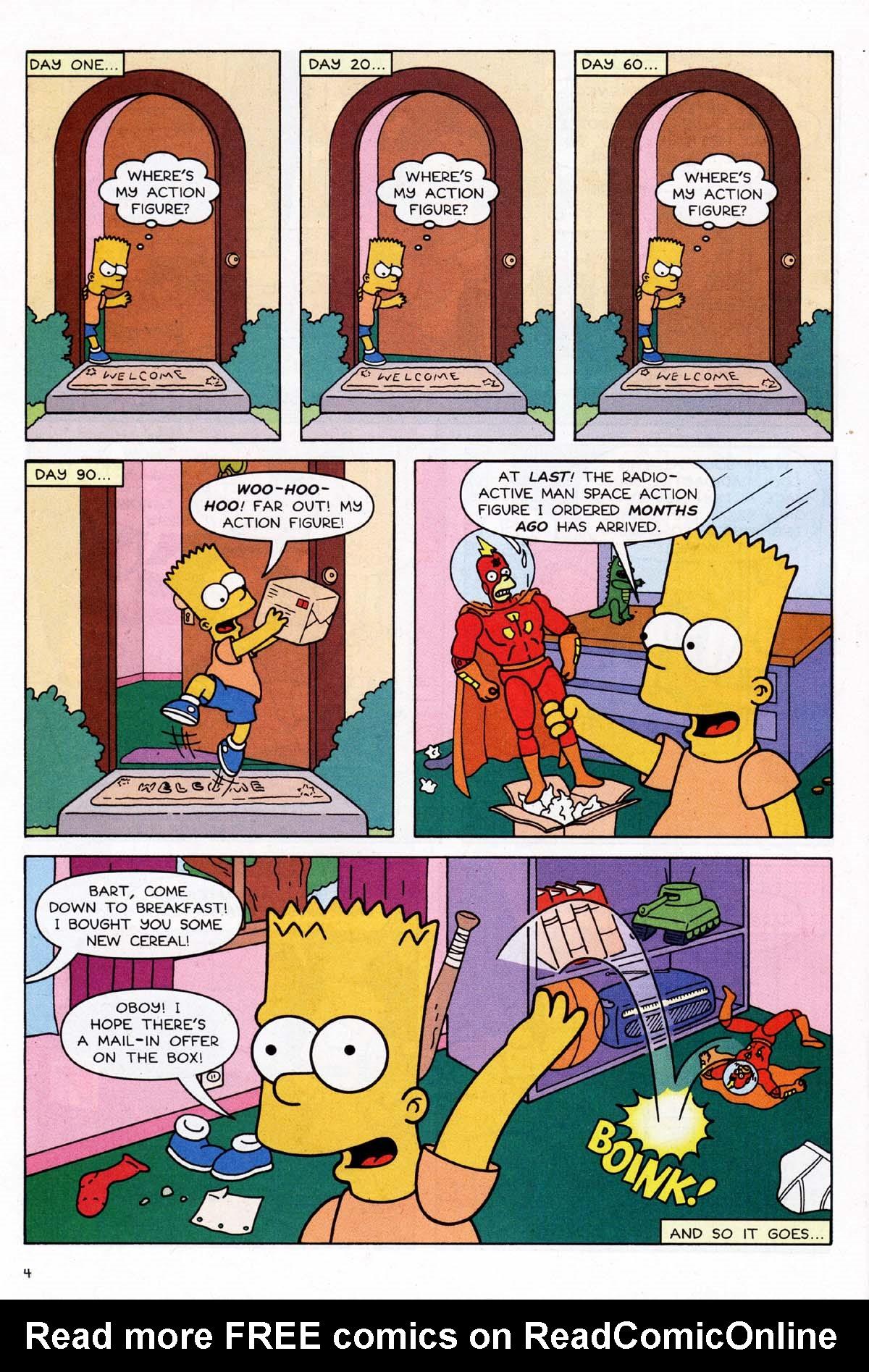 Read online Simpsons Comics Presents Bart Simpson comic -  Issue #9 - 21