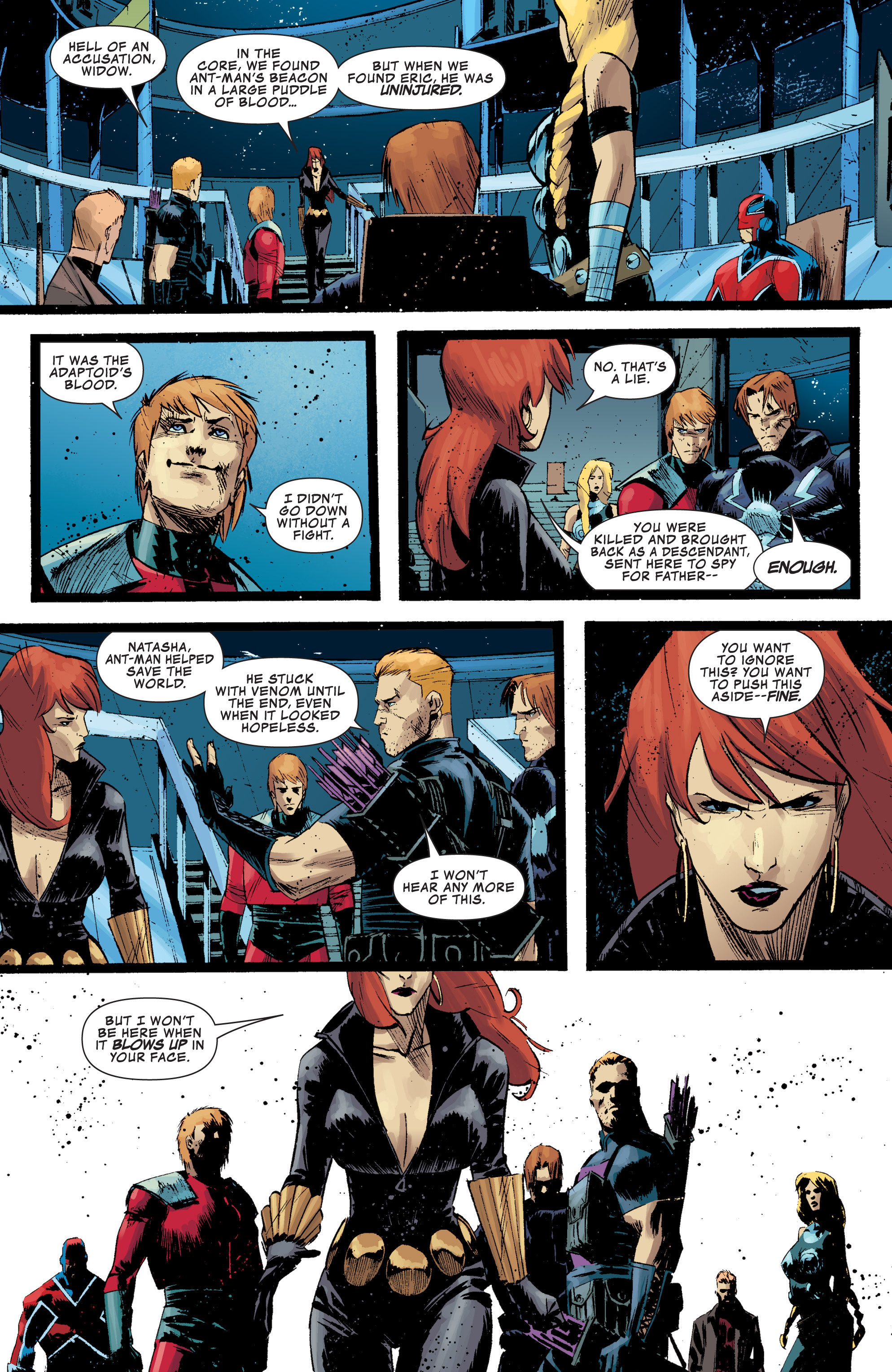 Read online Secret Avengers (2010) comic -  Issue #32 - 18