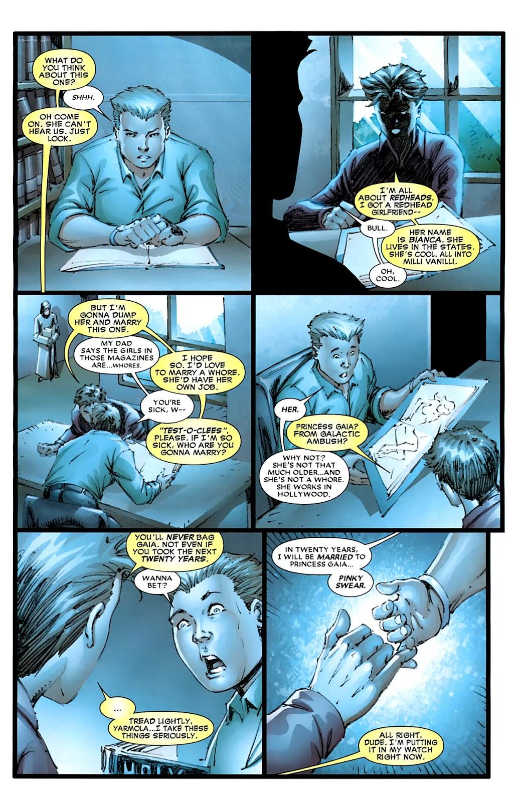 Read online Deadpool (2008) comic -  Issue #900 - 37