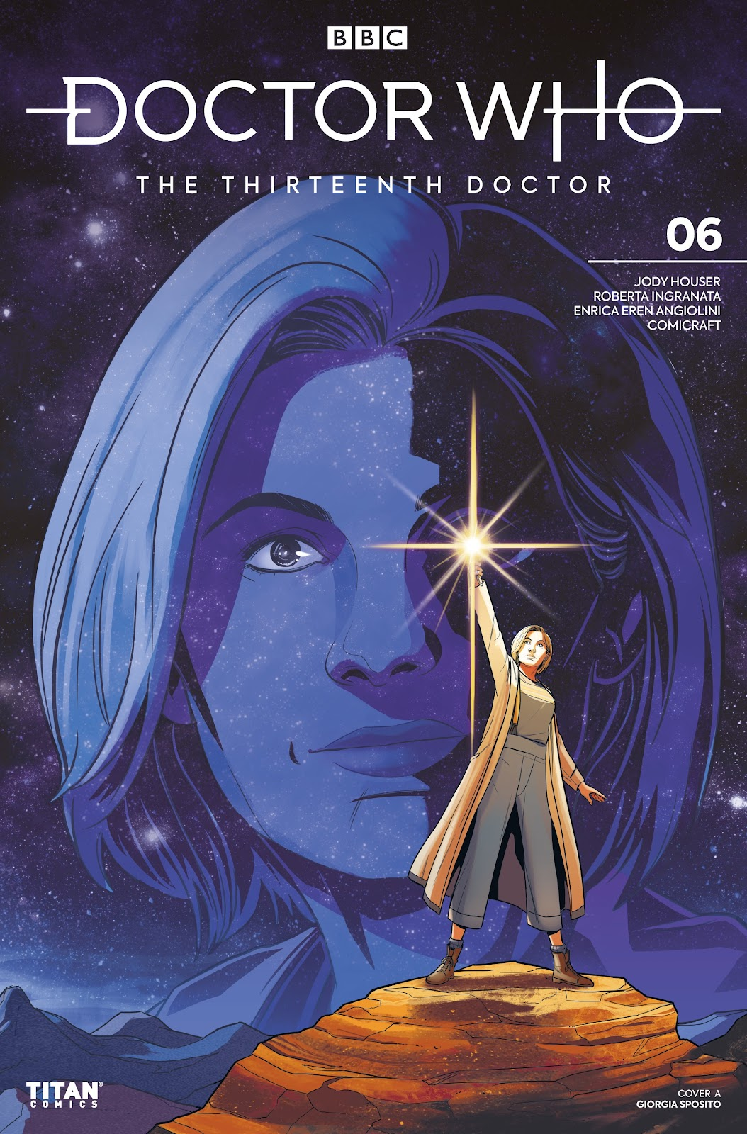 Doctor Who: The Thirteenth Doctor issue 6 - Page 1