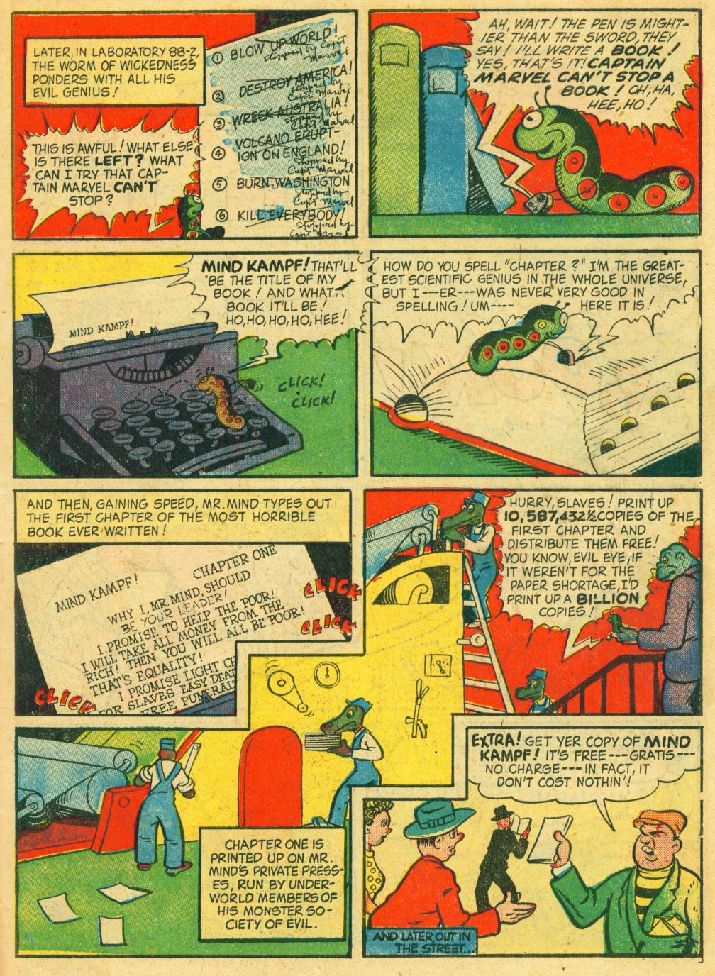 Captain Marvel Adventures issue 41 - Page 43
