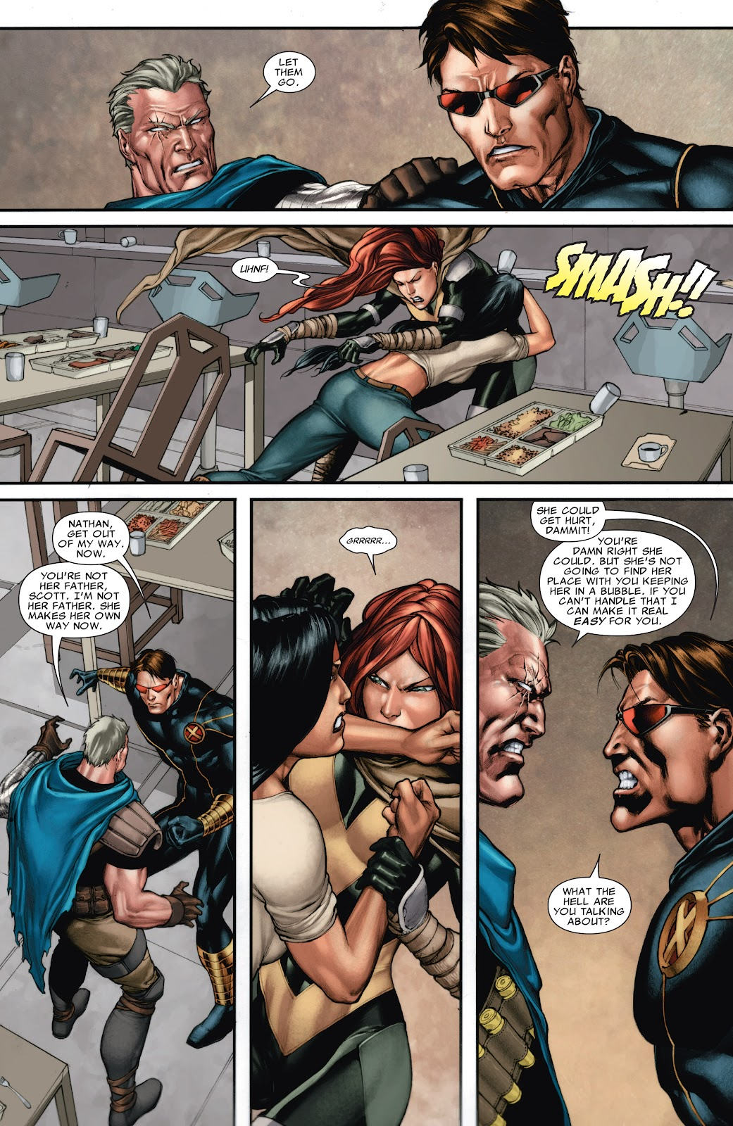 Read online X-Men: Second Coming comic -  Issue # _TPB (Part 2) - 74