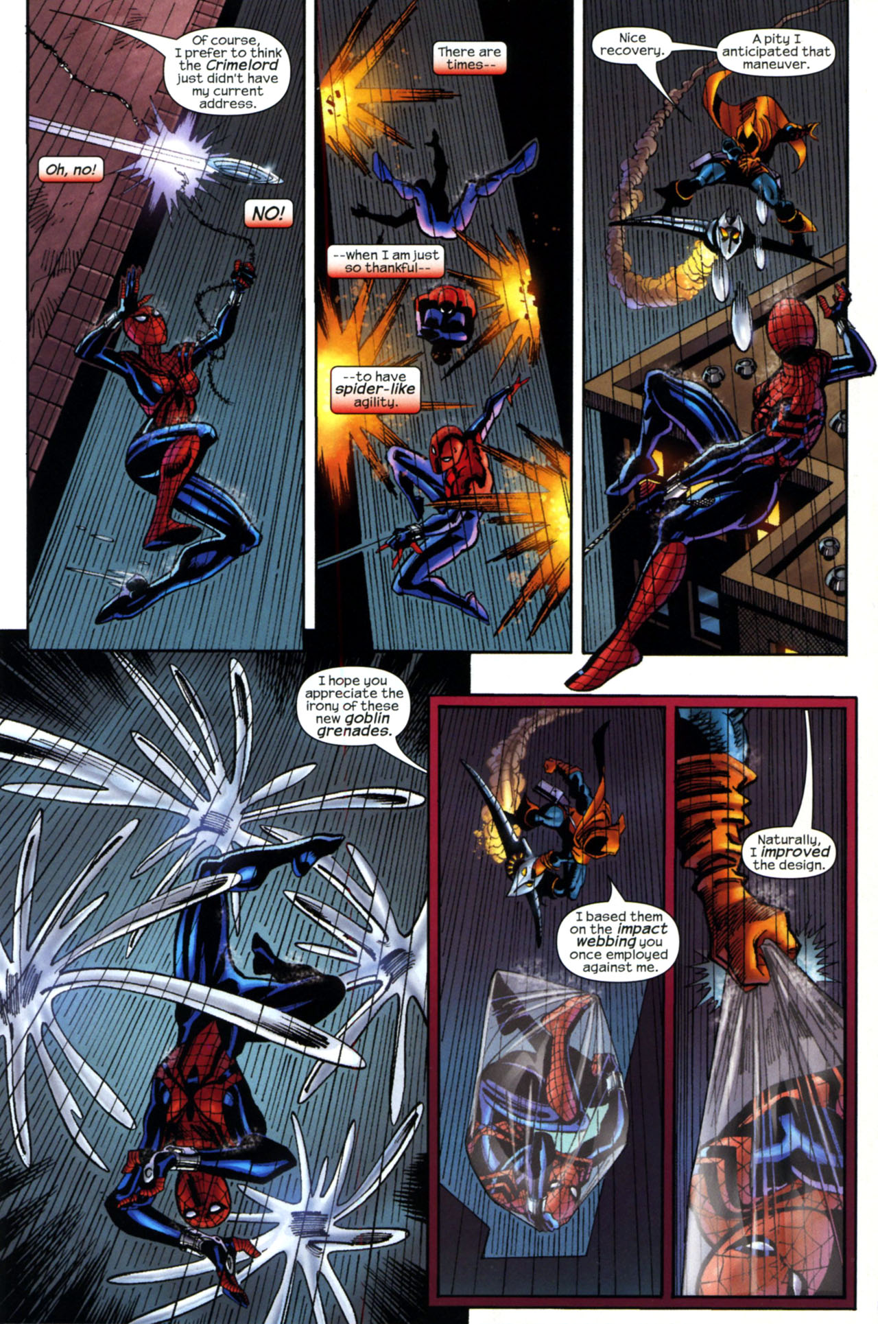 Read online Amazing Spider-Girl comic -  Issue #17 - 22