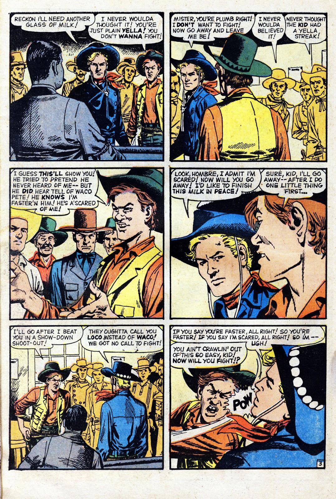 Gunsmoke Western issue 60 - Page 30