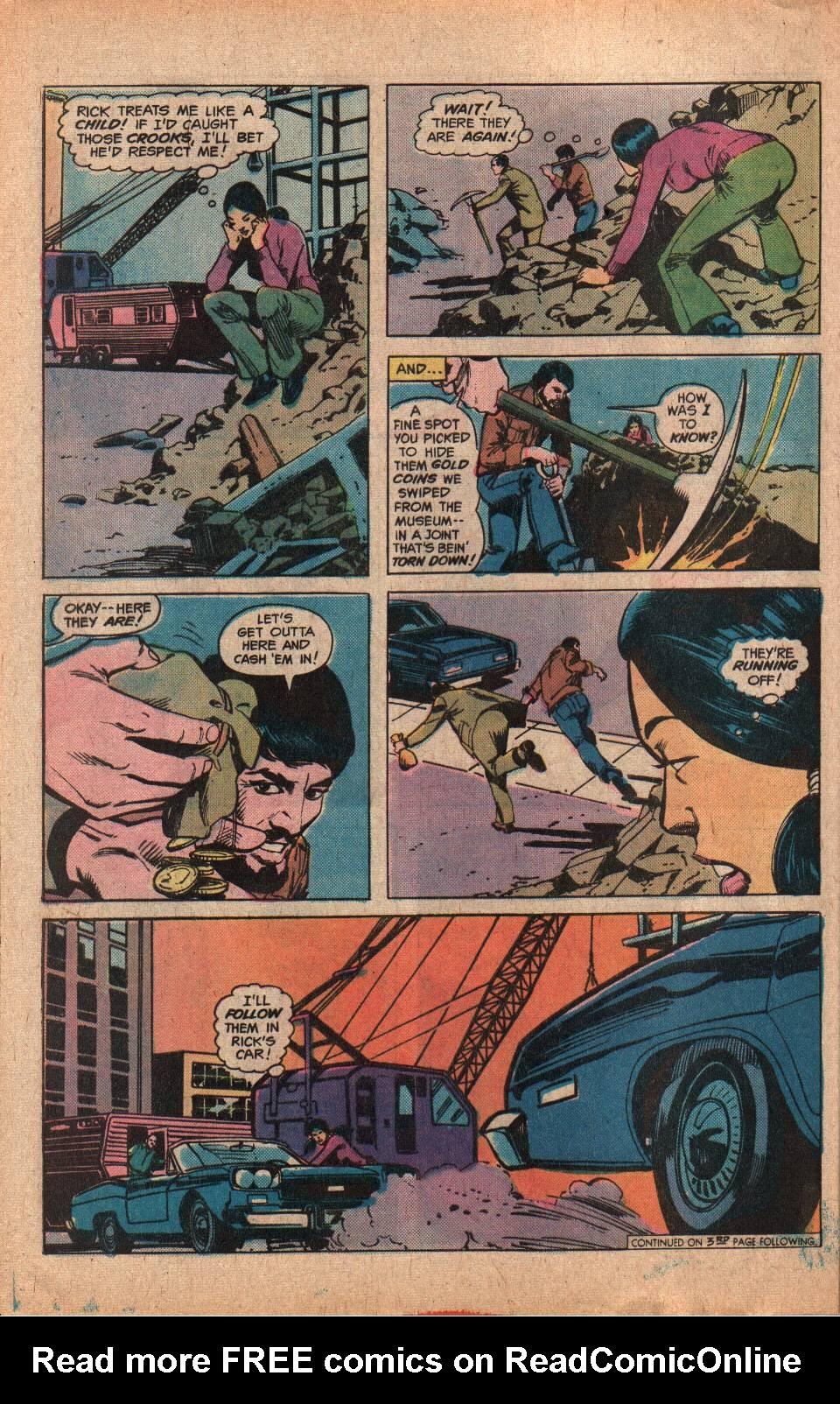 Read online Shazam! (1973) comic -  Issue #25 - 12