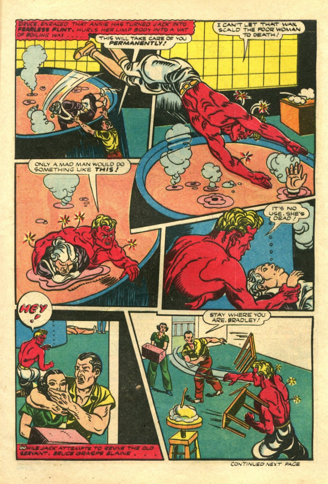 Read online Famous Funnies comic -  Issue #106 - 15