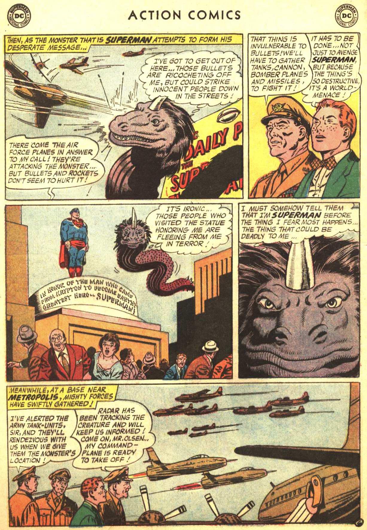 Action Comics (1938) 303 Page 6