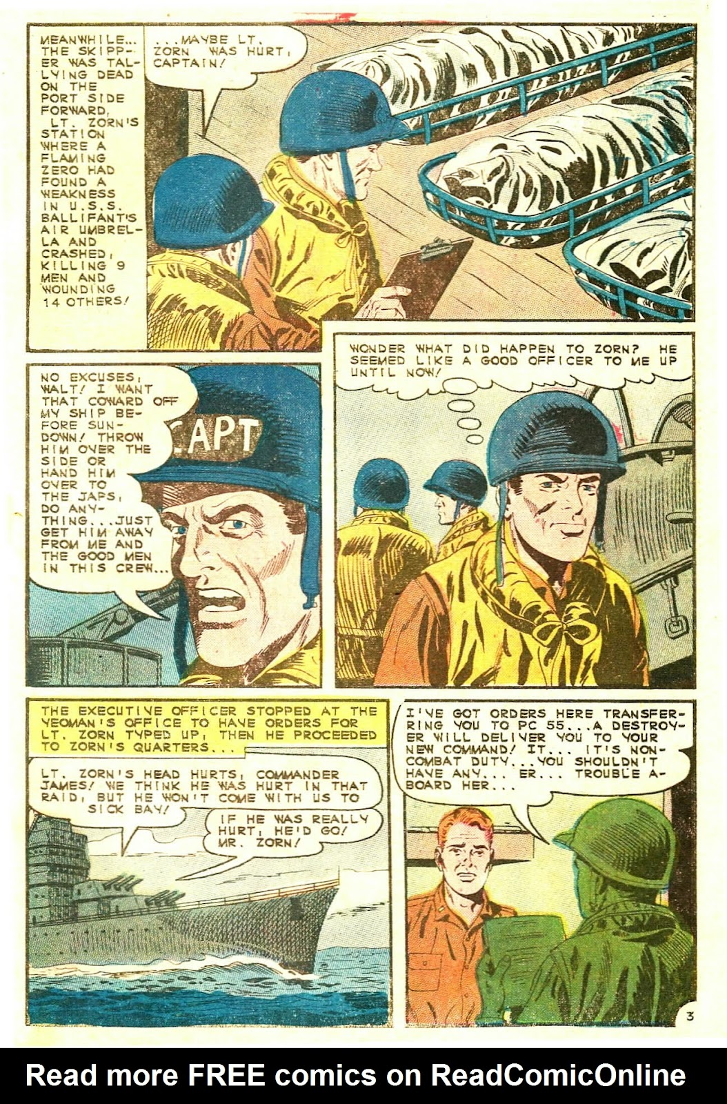 Read online Fightin' Navy comic -  Issue #123 - 27