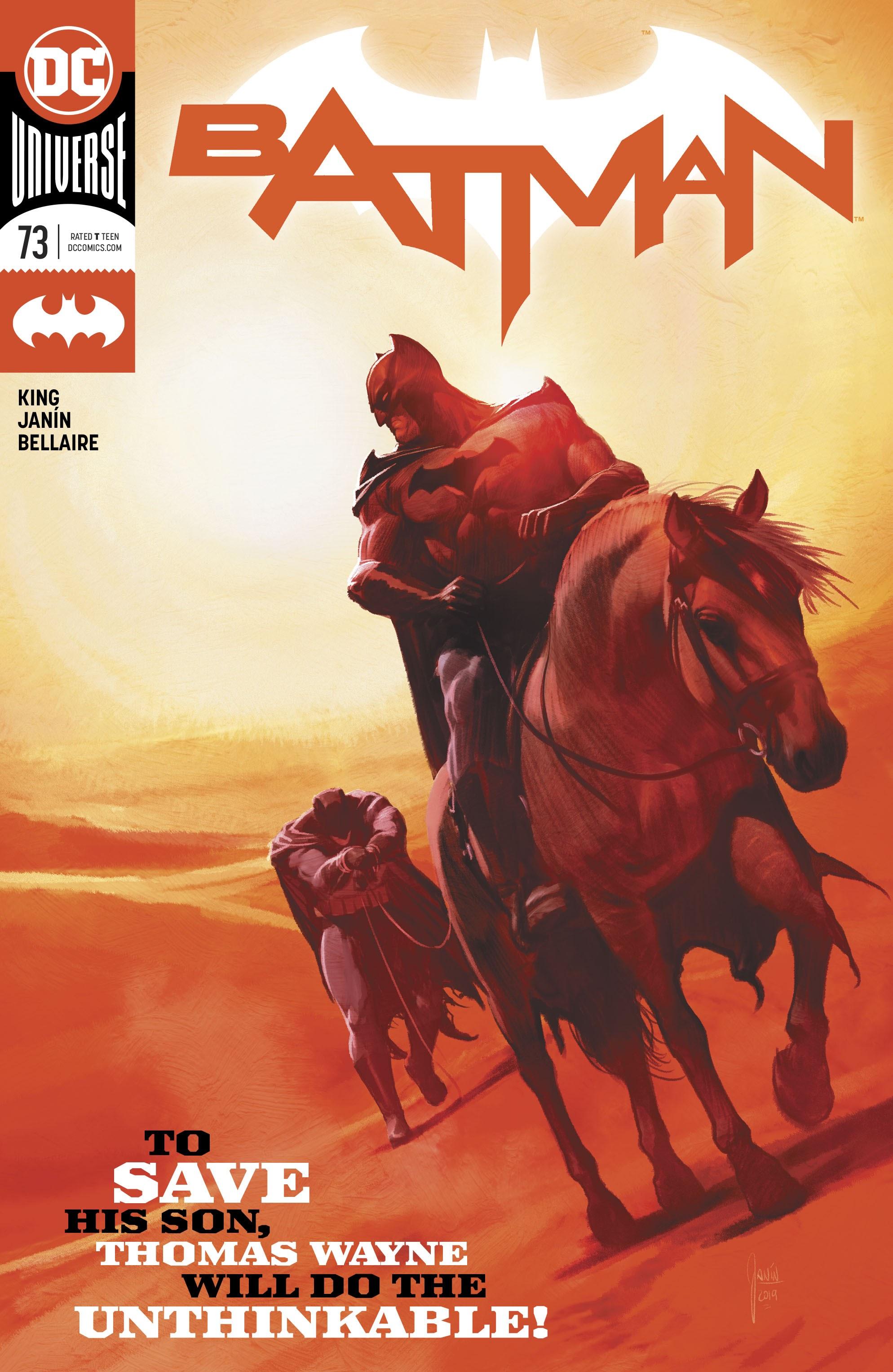 Batman (2016) 73 Page 1