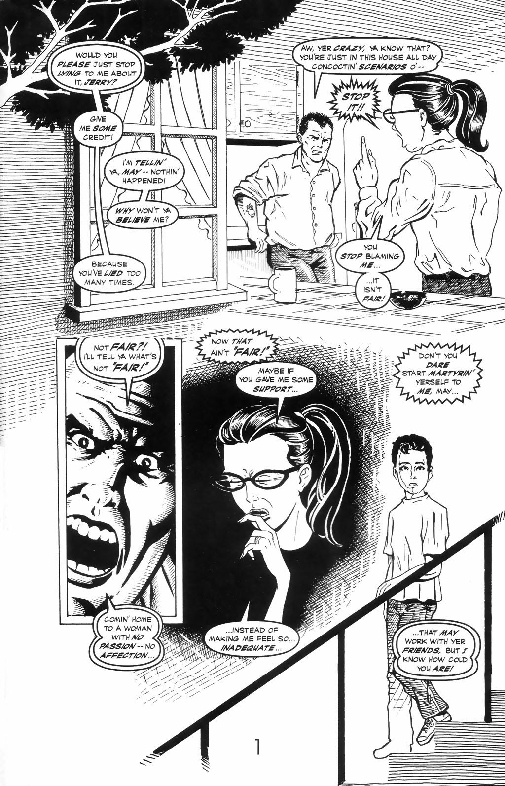 Read online A Touch of Silver comic -  Issue #4 - 3