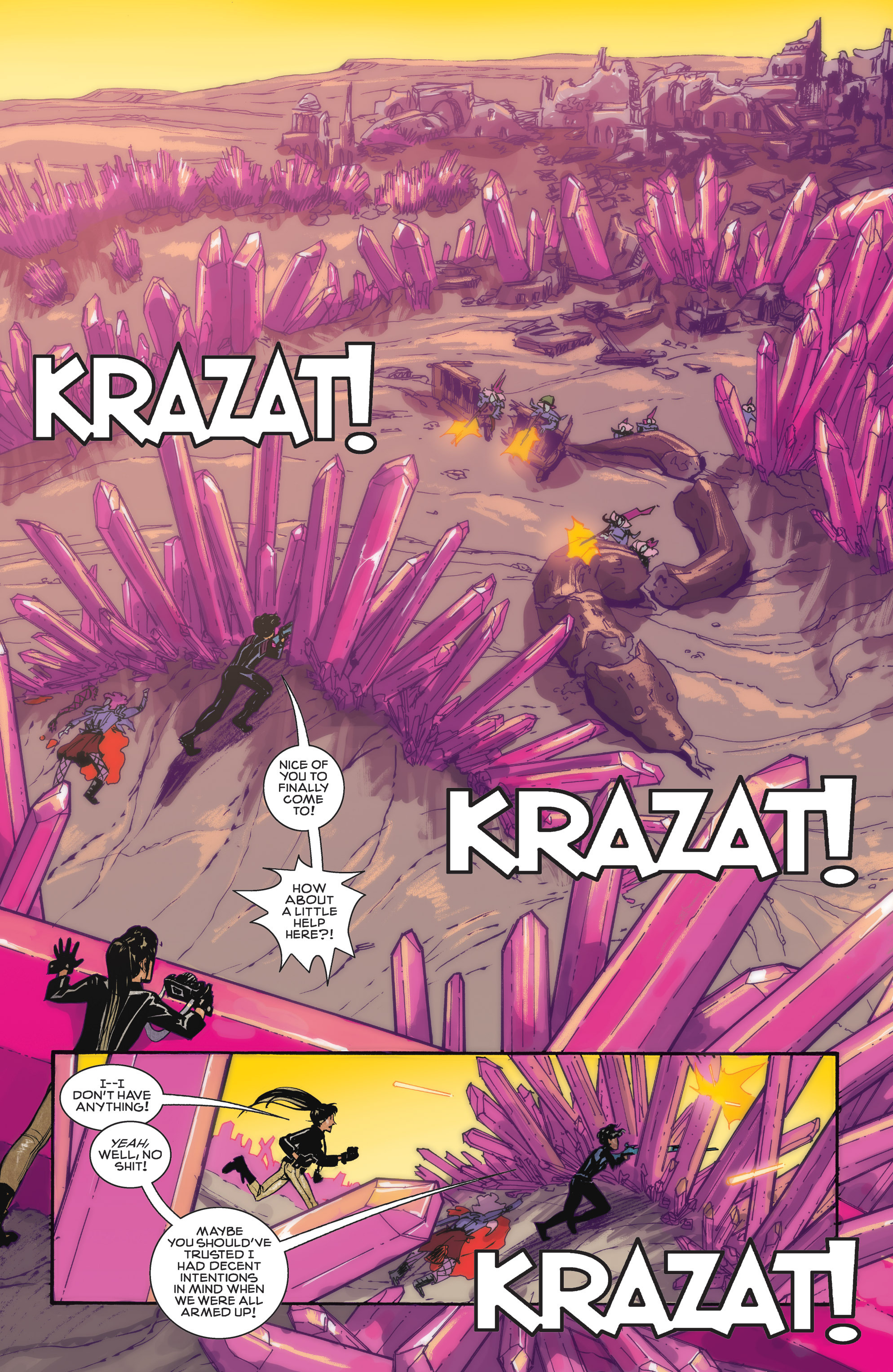 Read online Shutter comic -  Issue #10 - 13