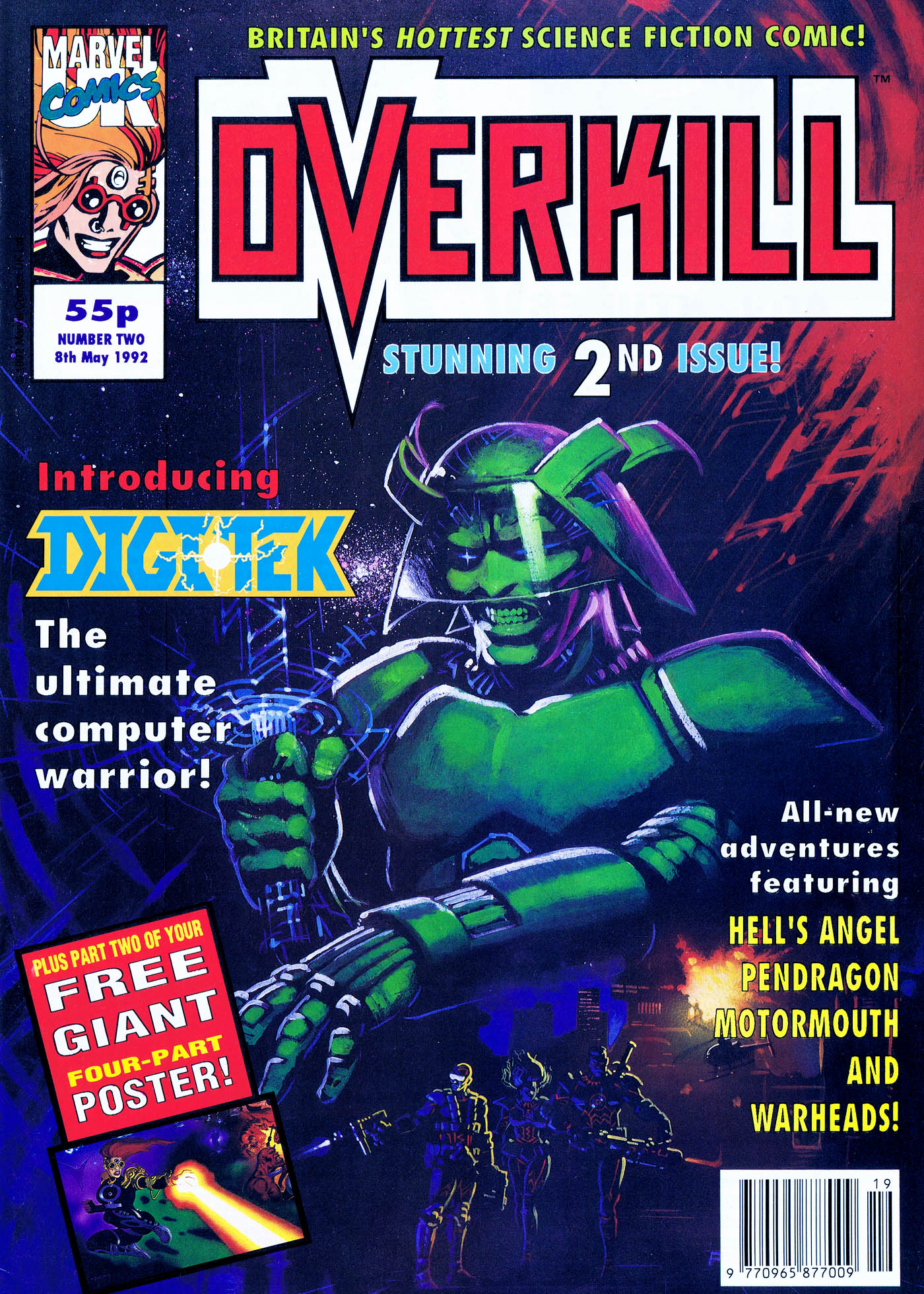 Read online Overkill comic -  Issue #2 - 1