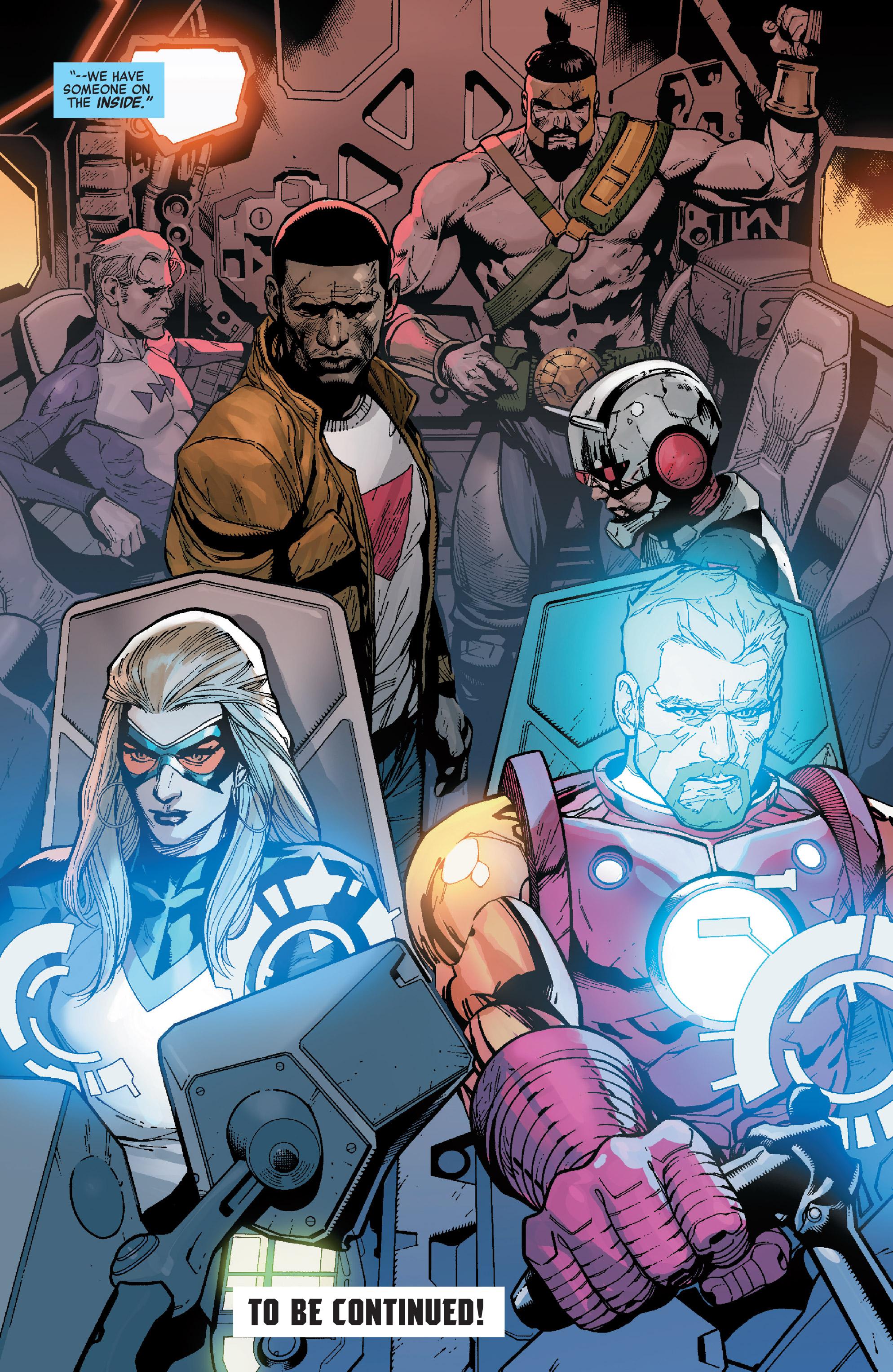 Read online Secret Empire comic -  Issue #4 - 37