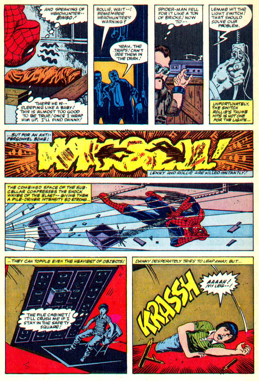 Web of Spider-Man (1985) Issue #27 #37 - English 15