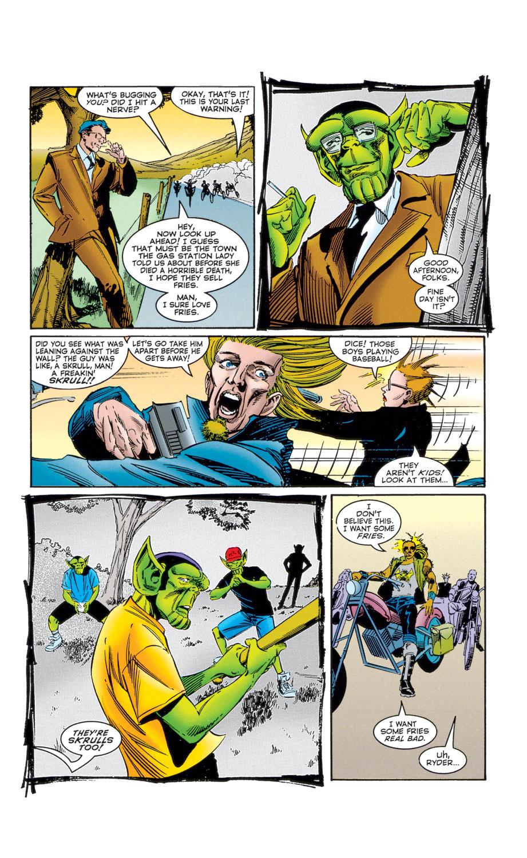 Read online Skrull Kill Krew (1995) comic -  Issue #4 - 23