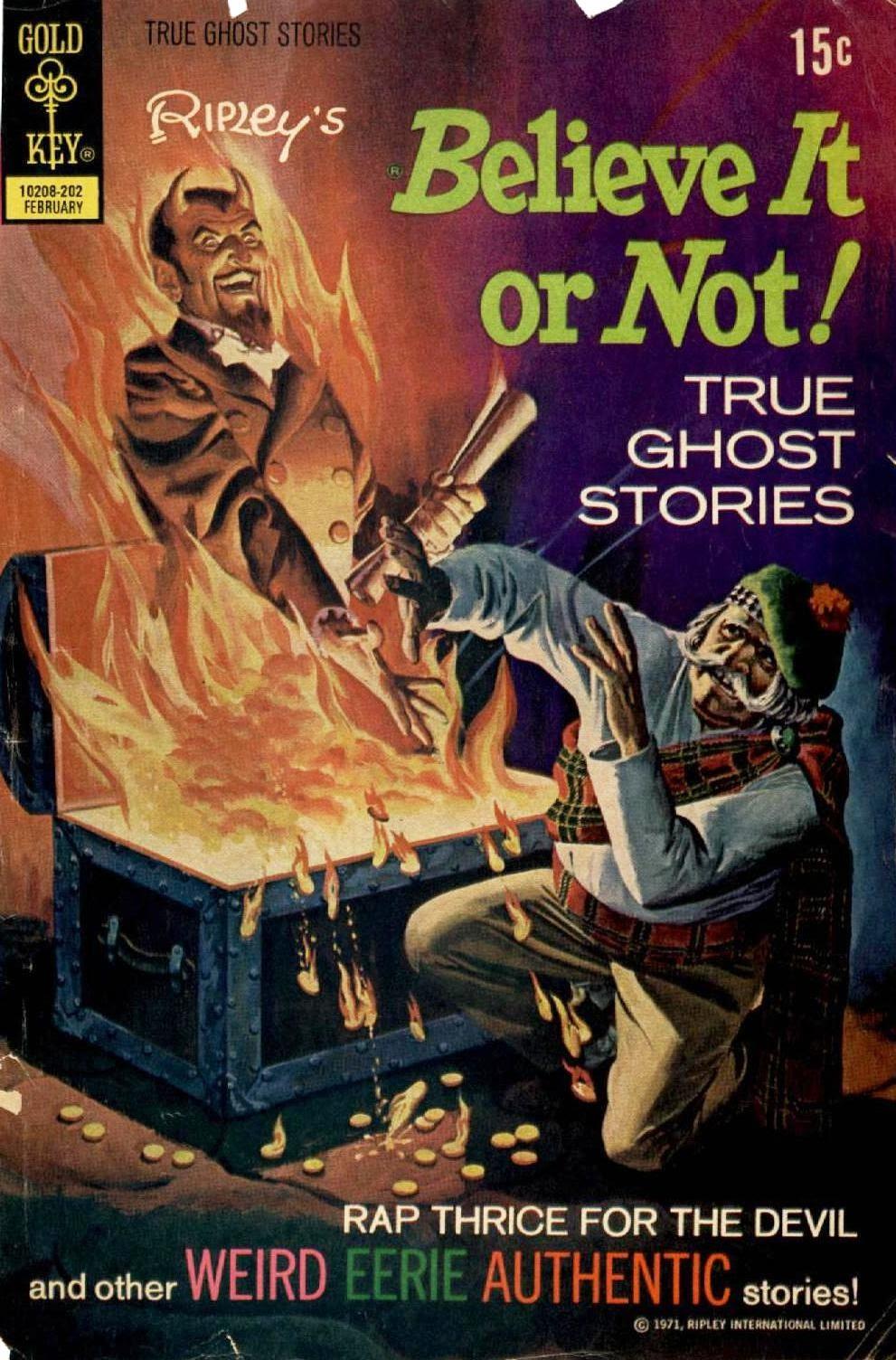 Ripleys Believe it or Not! (1965) 31 Page 1