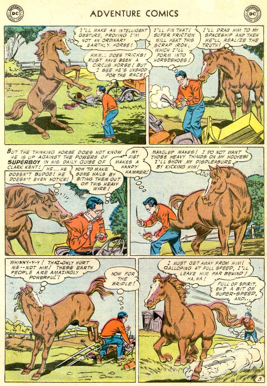 Read online Adventure Comics (1938) comic -  Issue #230 - 5