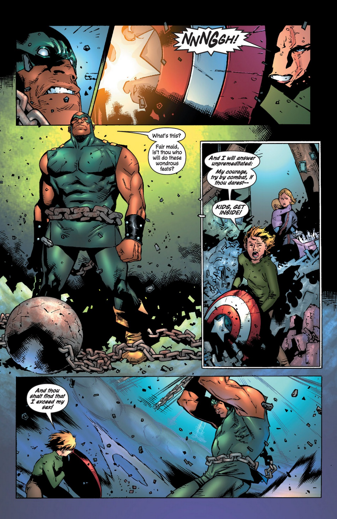 Read online Avengers (1998) comic -  Issue #78 - 6