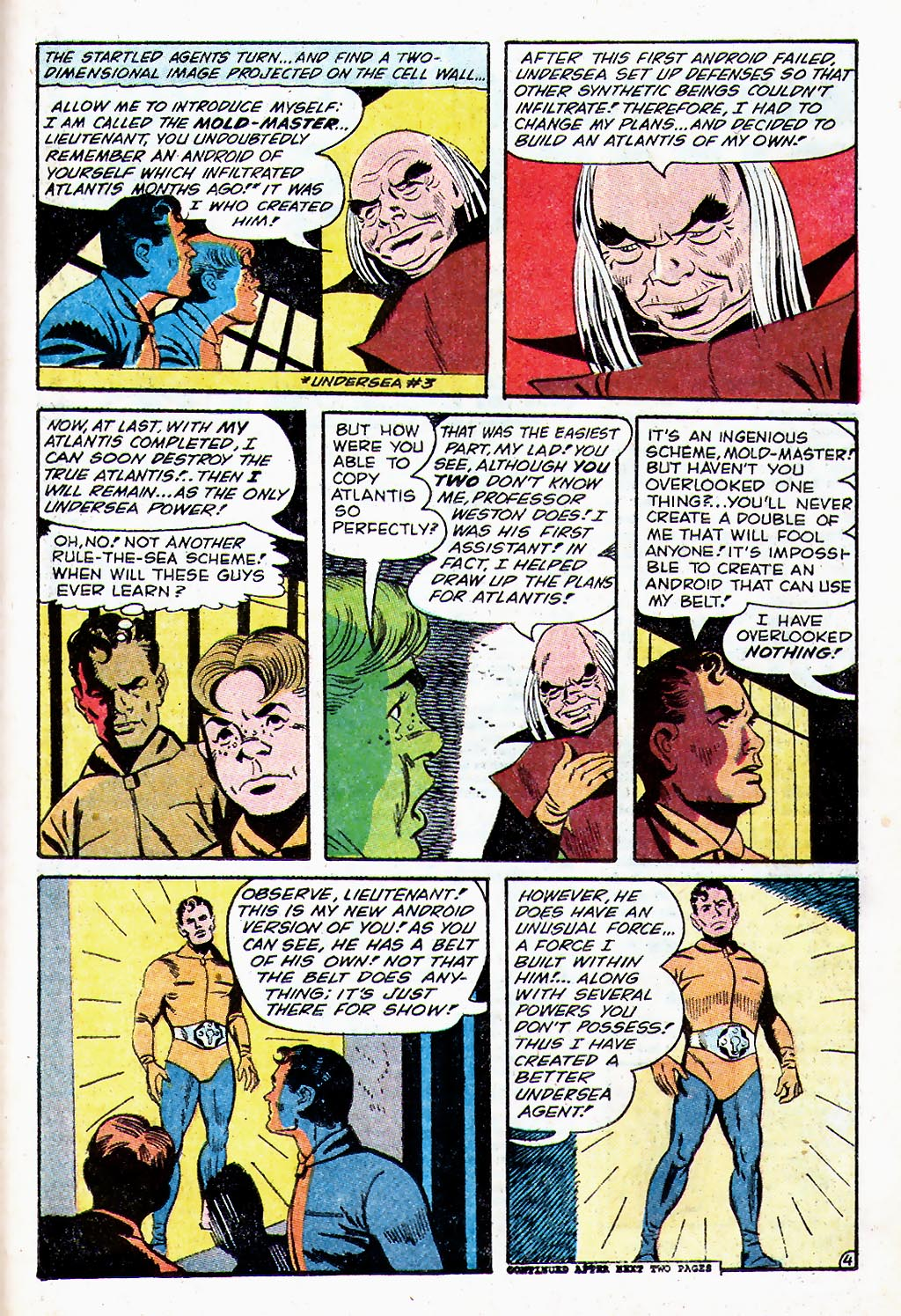 T.H.U.N.D.E.R. Agents (1965) issue 13 - Page 49