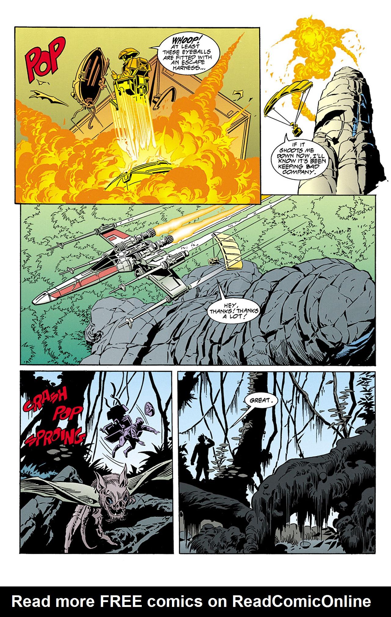 Read online Star Wars Omnibus comic -  Issue # Vol. 1 - 136