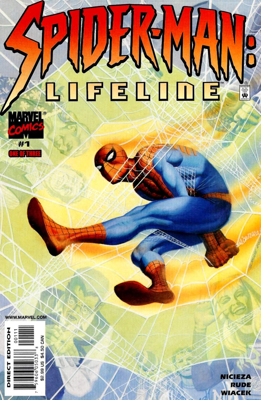 Read online Spider-Man: Lifeline comic -  Issue #1 - 1