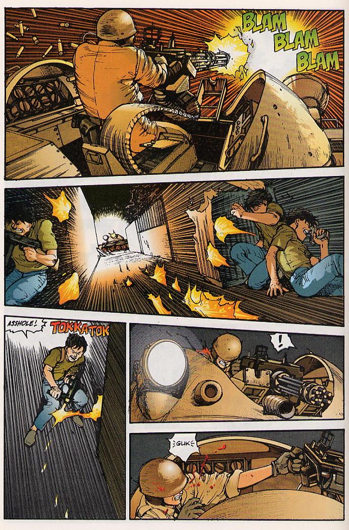 Read online Akira comic -  Issue #15 - 11