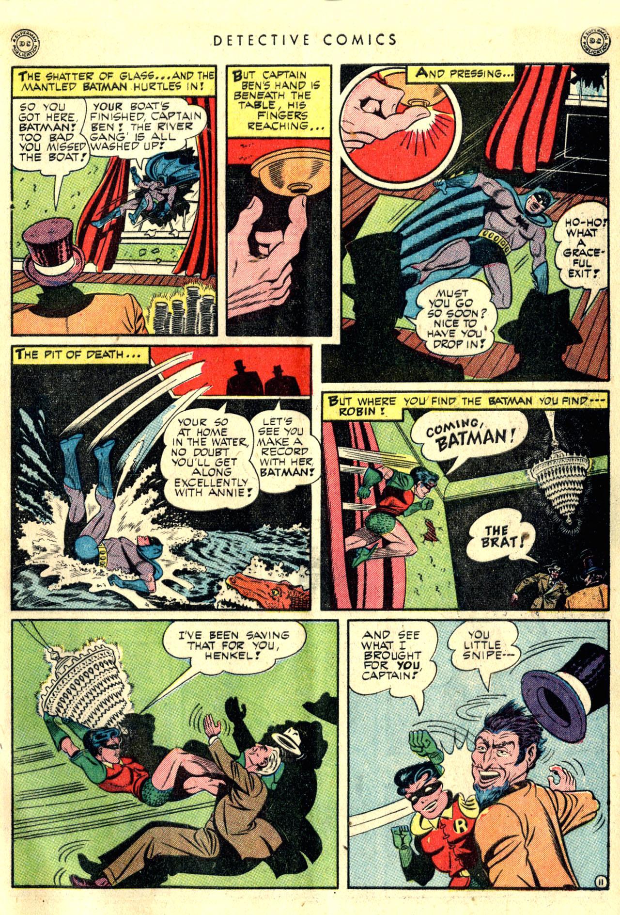 Read online Detective Comics (1937) comic -  Issue #90 - 13