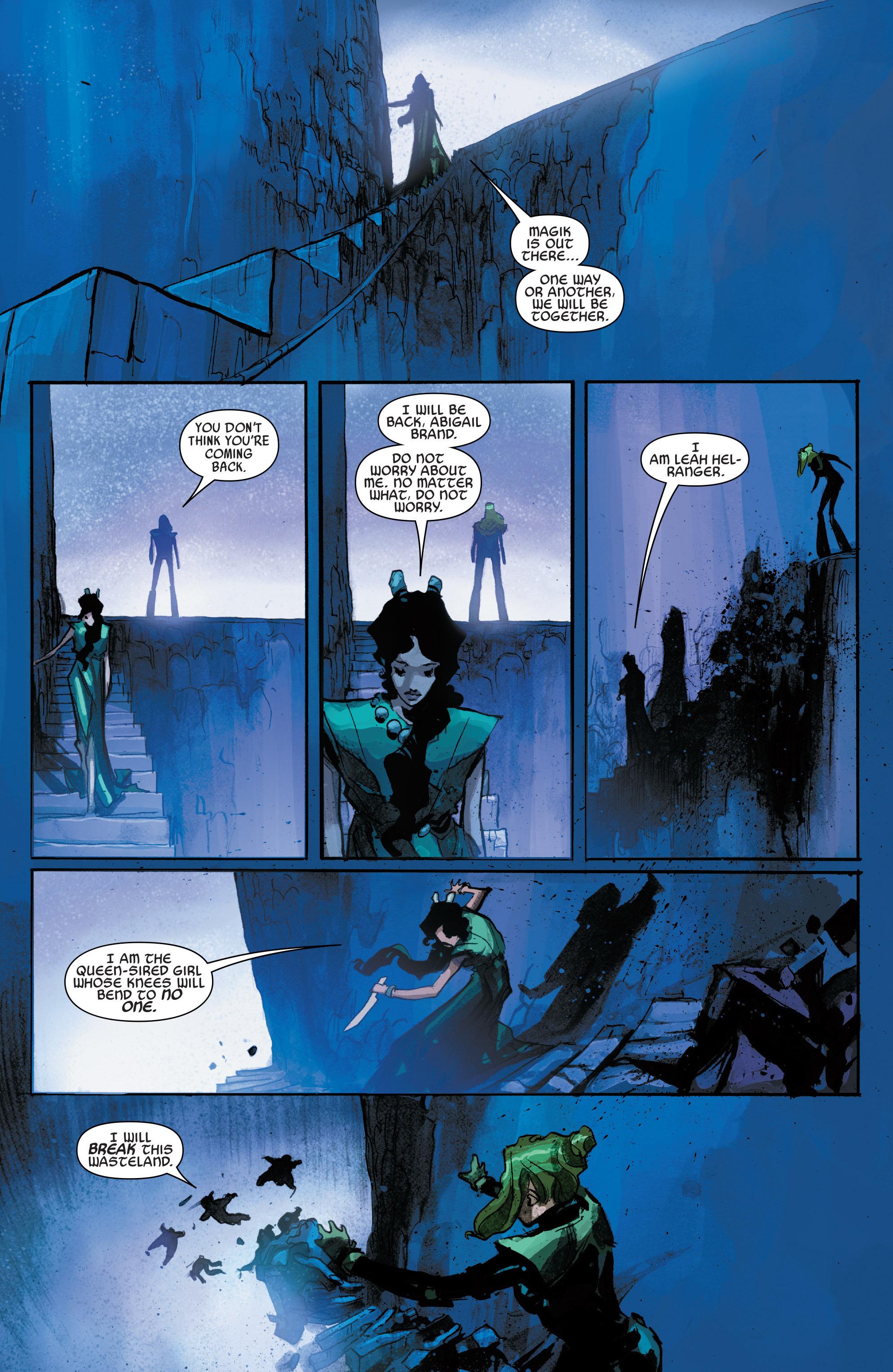 Read online Siege (2015) comic -  Issue #2 - 4
