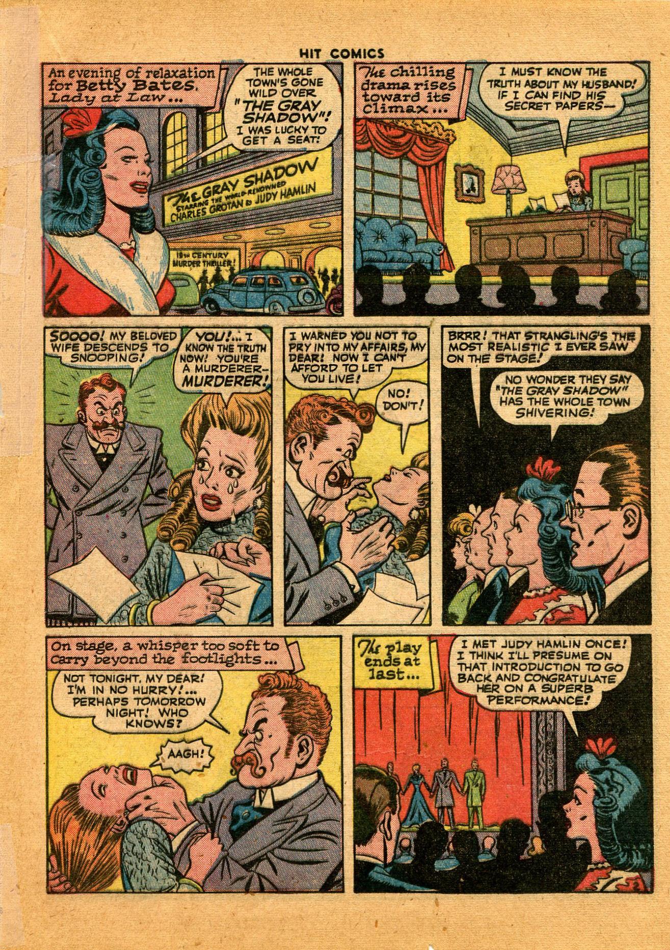 Read online Hit Comics comic -  Issue #35 - 31