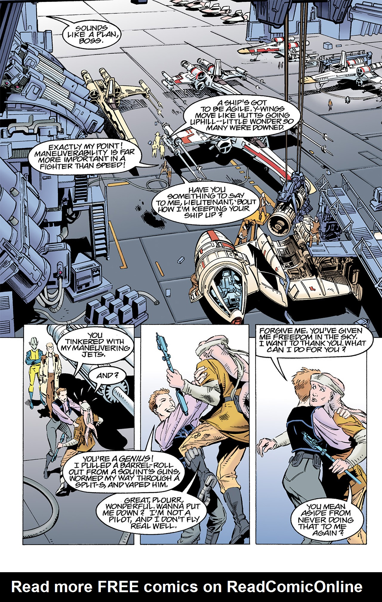 Read online Star Wars Omnibus comic -  Issue # Vol. 3 - 62