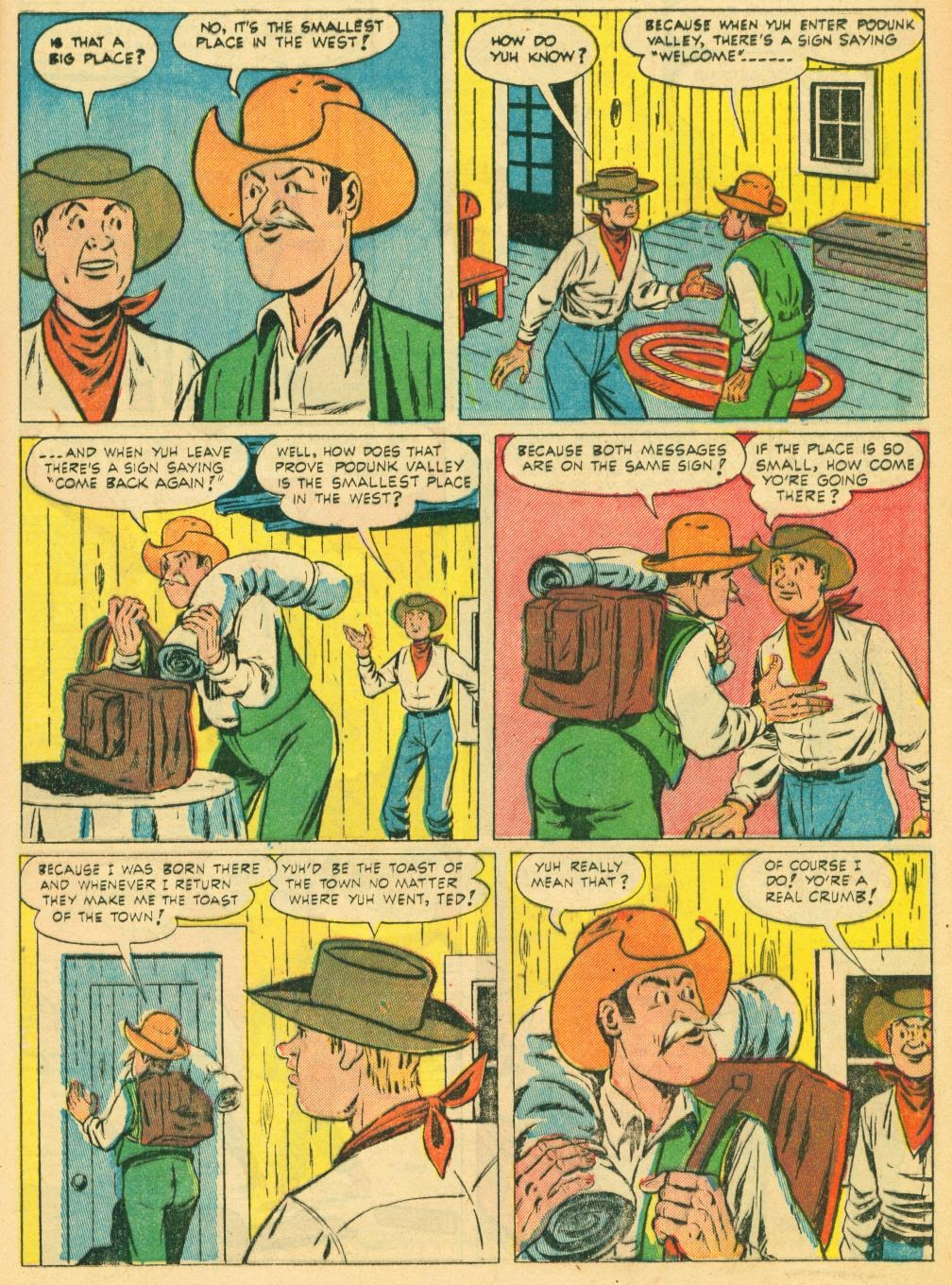 Captain Marvel Adventures issue 130 - Page 25