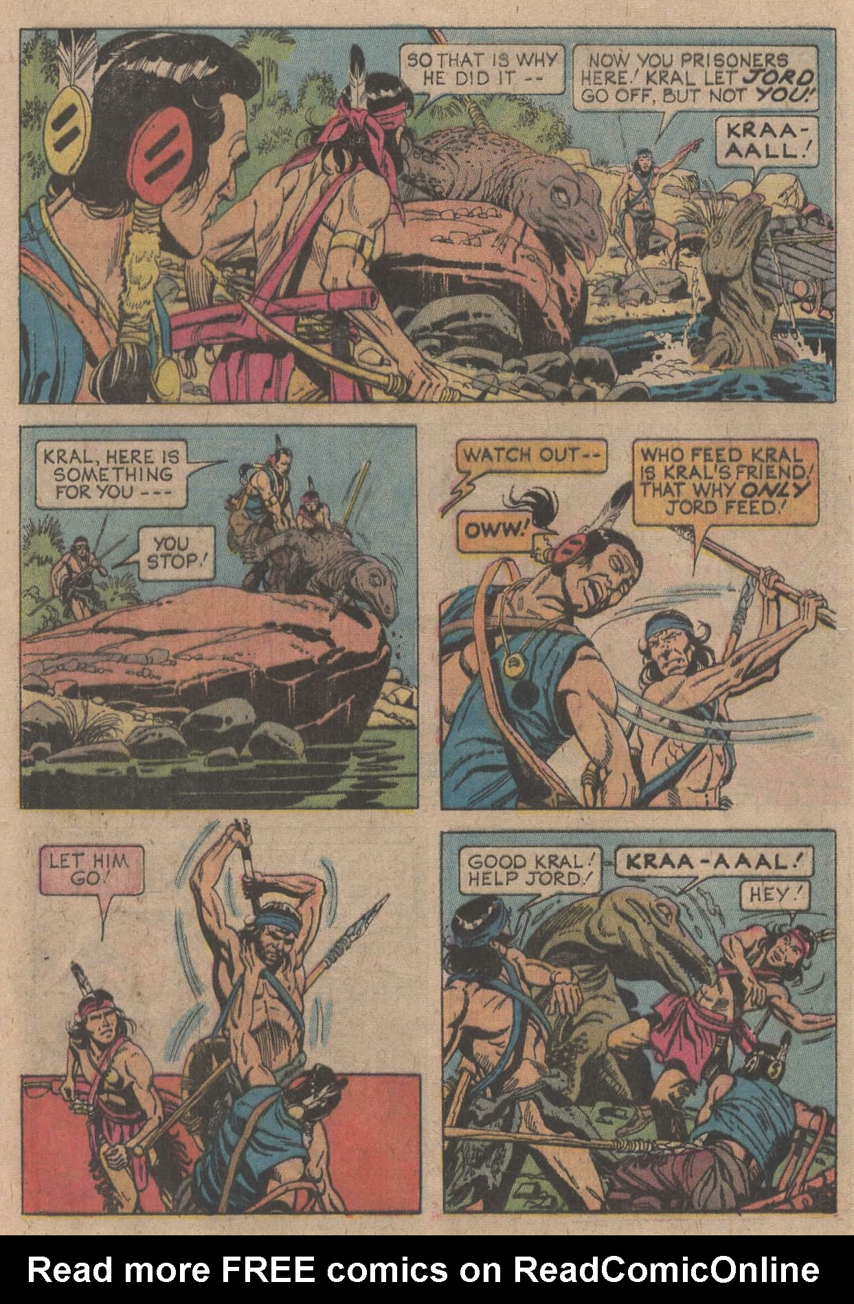 Read online Turok, Son of Stone comic -  Issue #106 - 12