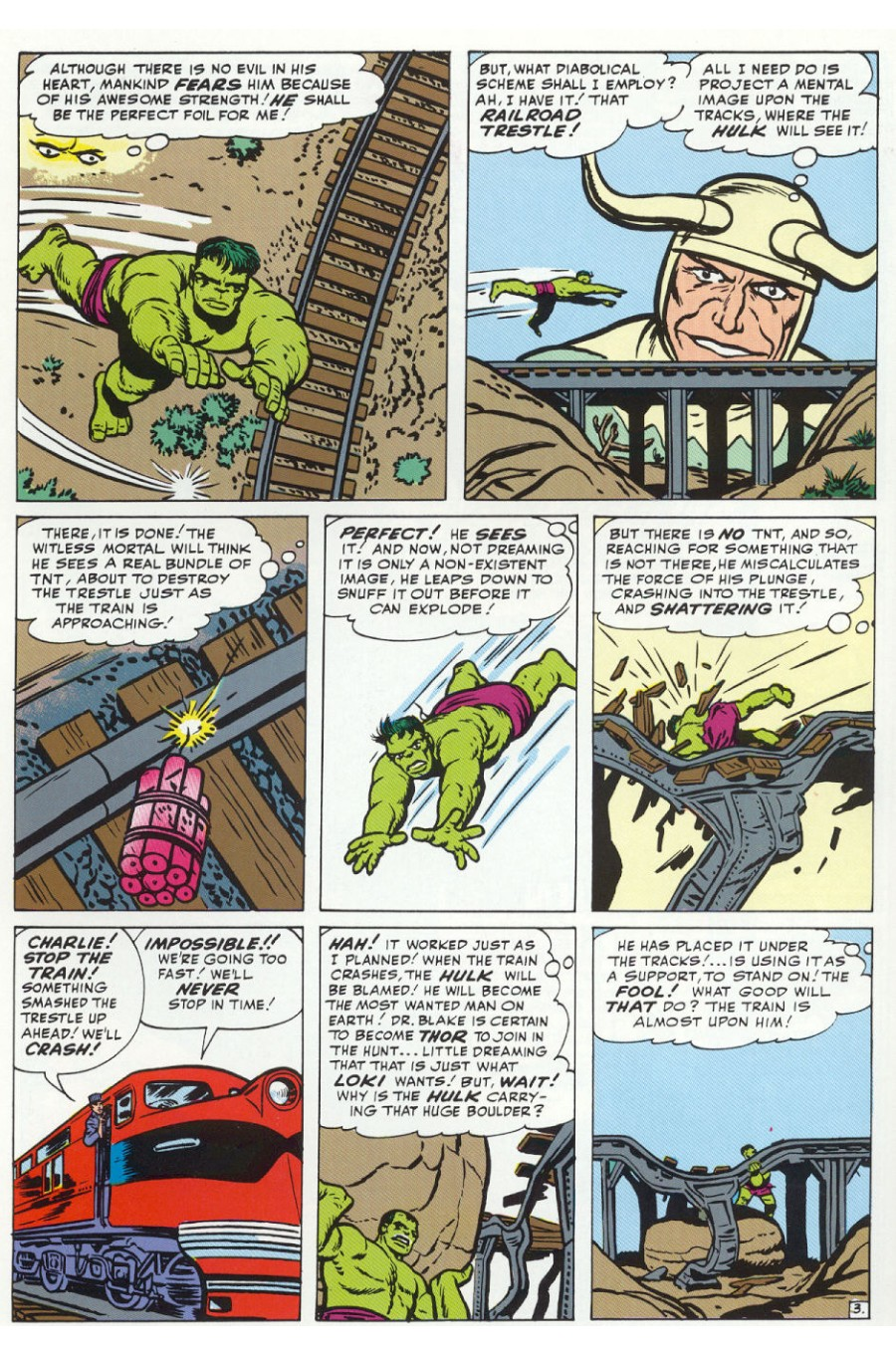 The Avengers (1963) 1 Page 3