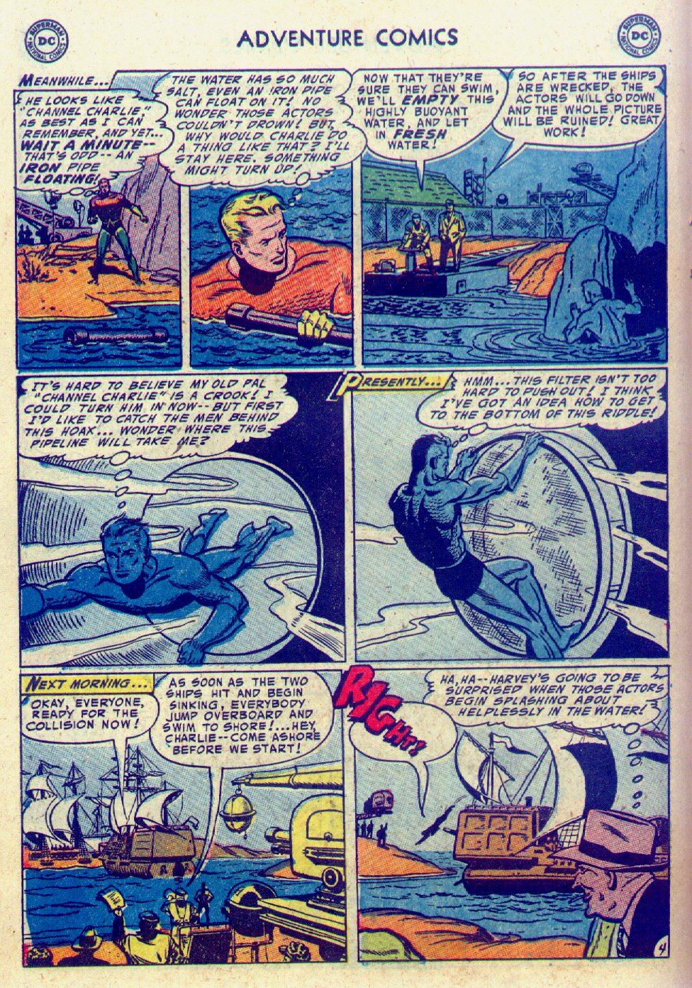 Read online Adventure Comics (1938) comic -  Issue #201 - 20