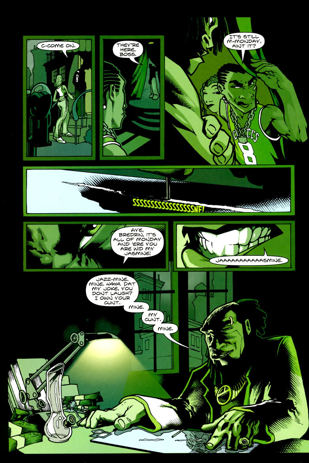 Read online The Wings Of Anansi comic -  Issue # Full - 40
