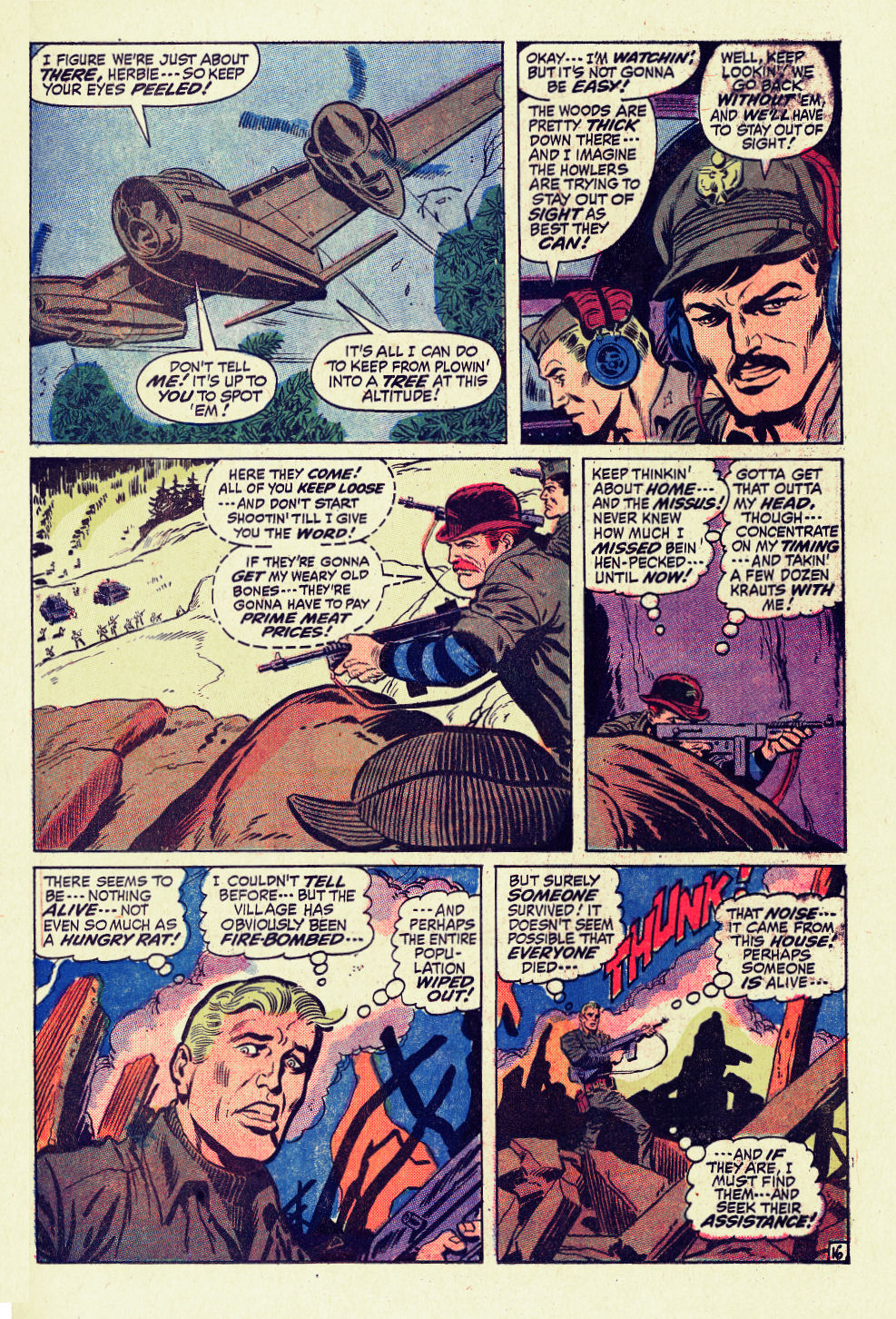 Read online Sgt. Fury comic -  Issue #96 - 23