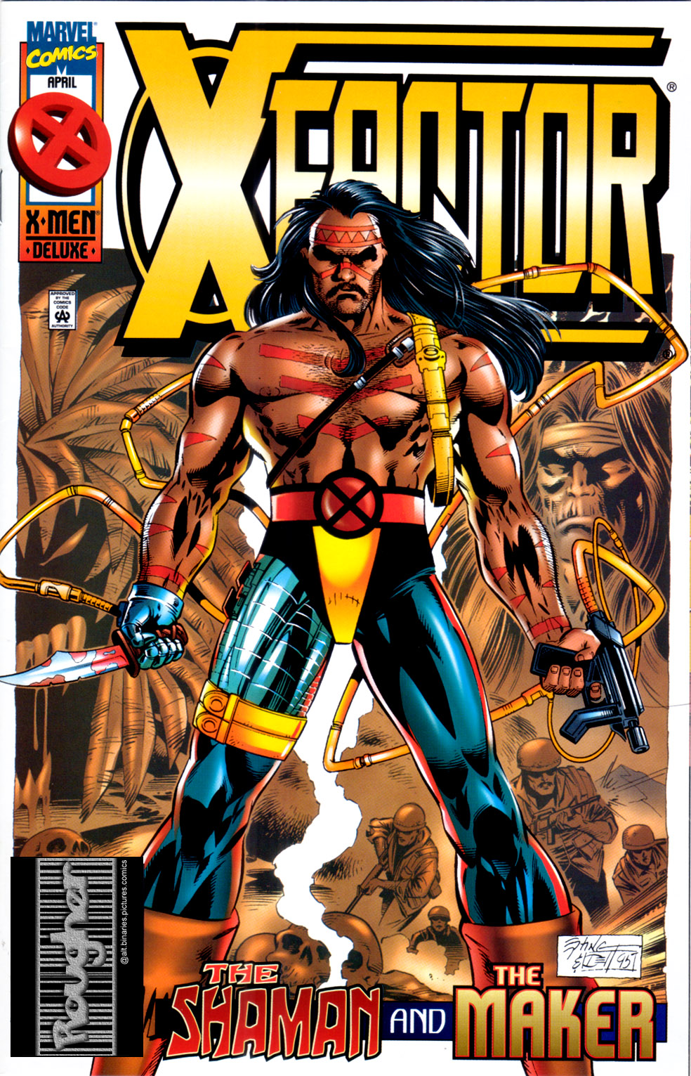 Read online X-Factor (1986) comic -  Issue #121 - 1