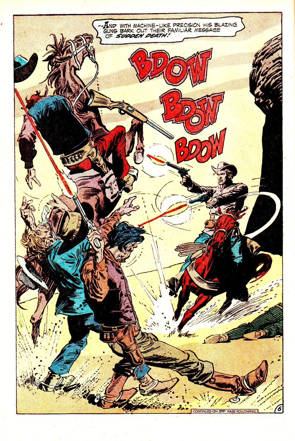 Read online All-Star Western (1970) comic -  Issue #11 - 8