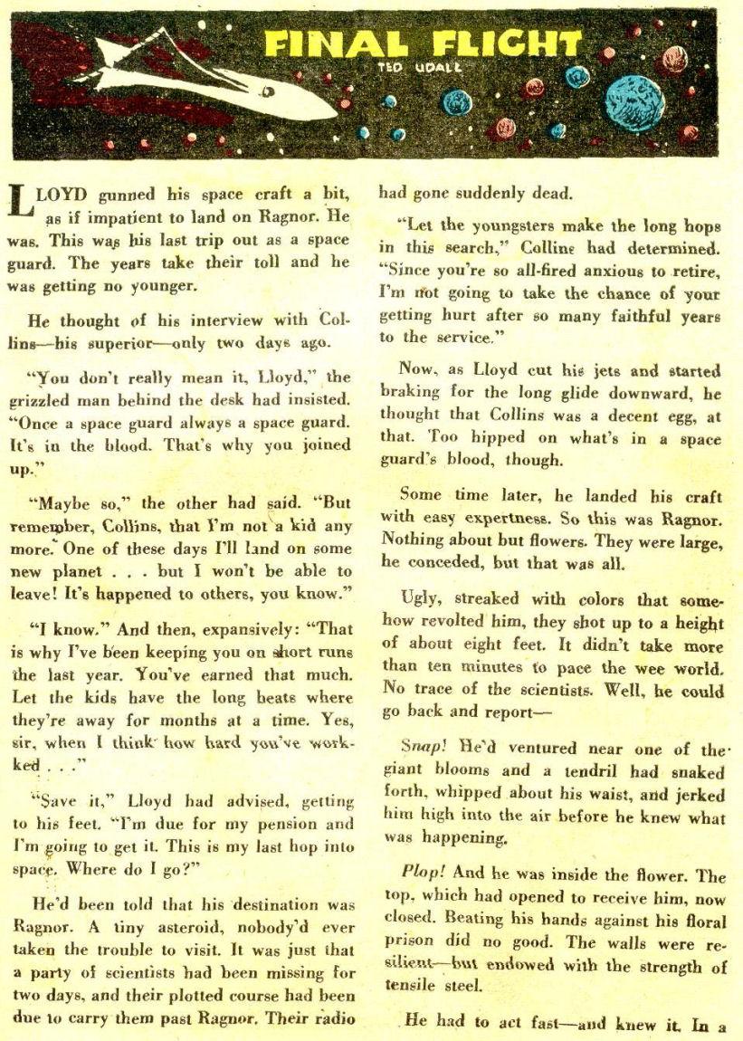 Read online Sensation (Mystery) Comics comic -  Issue #77 - 41