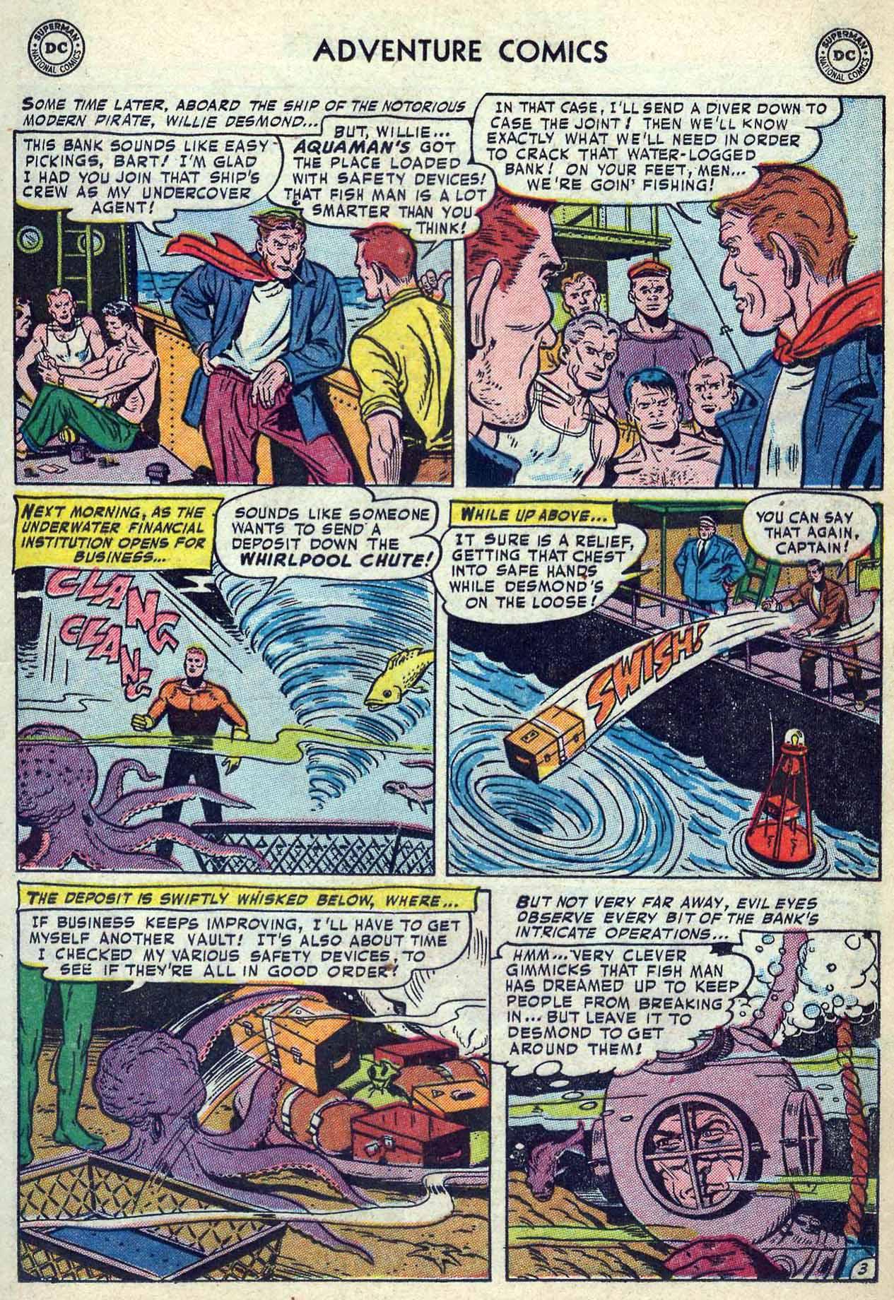 Read online Adventure Comics (1938) comic -  Issue #180 - 19