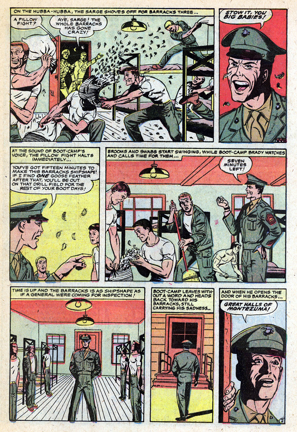 Marines in Action issue 8 - Page 17