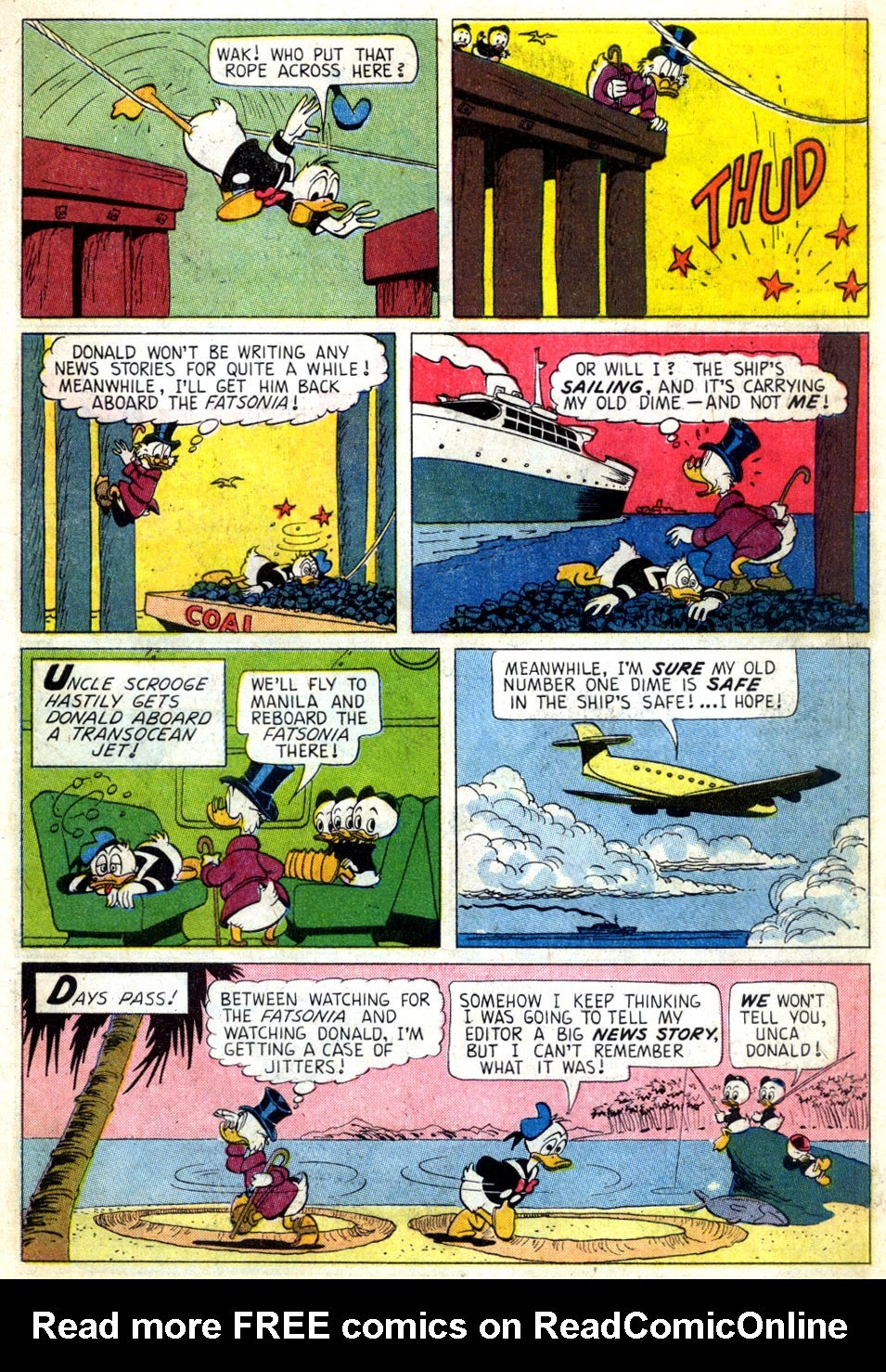 Read online Uncle Scrooge (1953) comic -  Issue #46 - 7