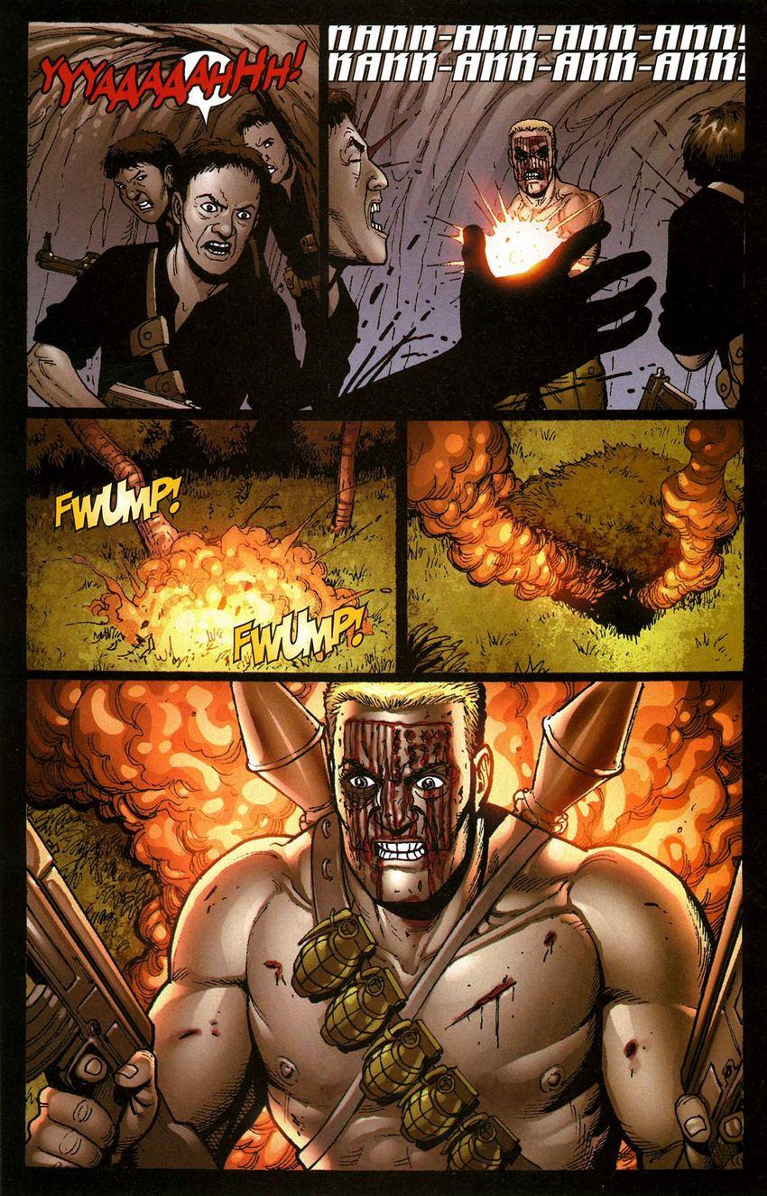 Read online Wolverine: Origins comic -  Issue #2 - 18