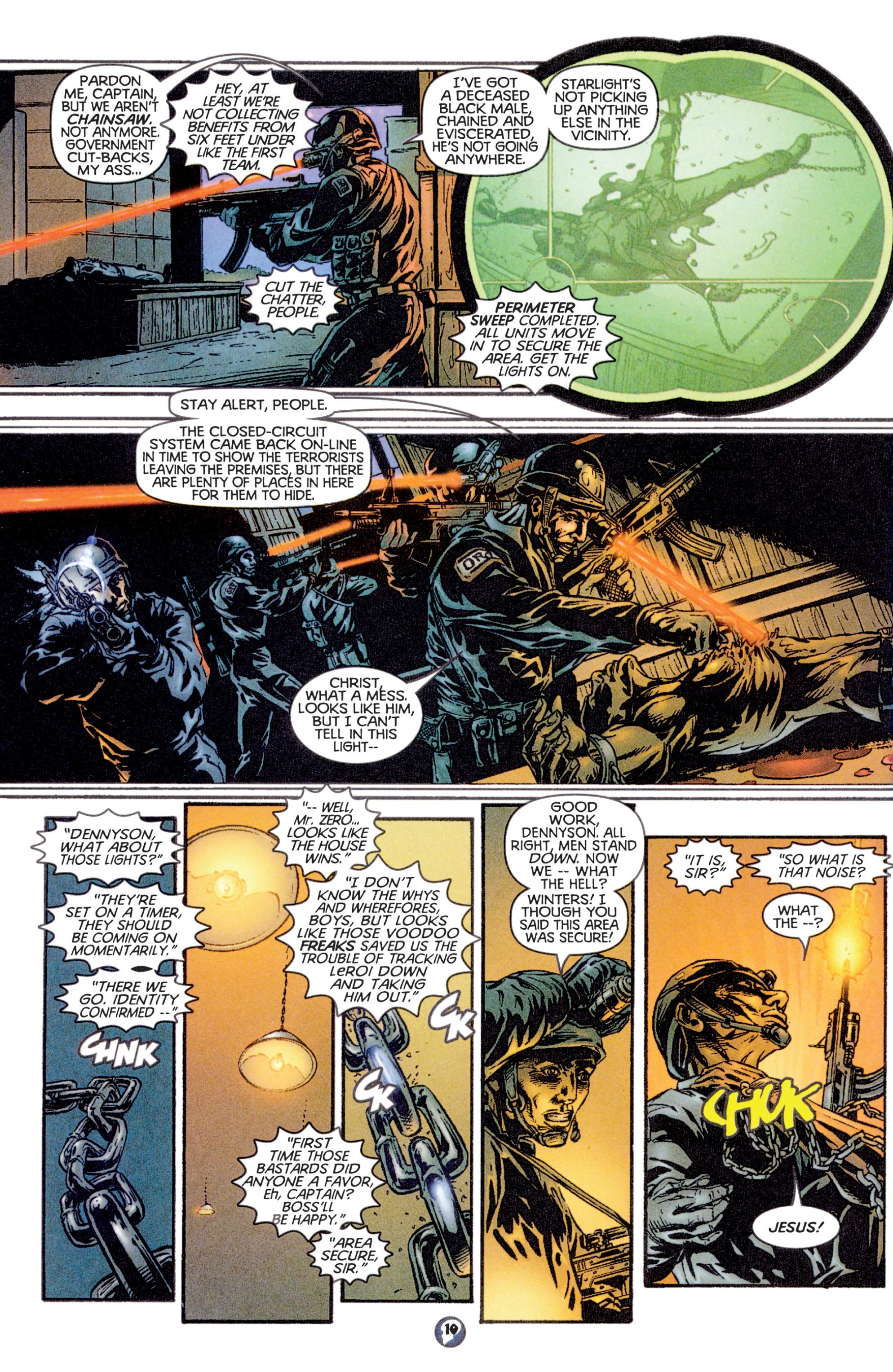 Read online Shadowman (1997) comic -  Issue #16 - 9