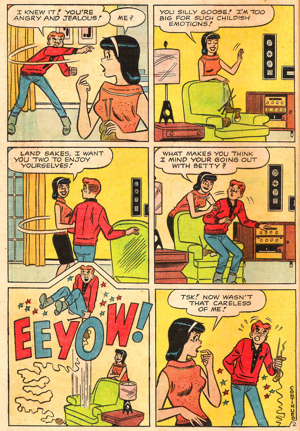 Read online Archie's Girls Betty and Veronica comic -  Issue #116 - 20