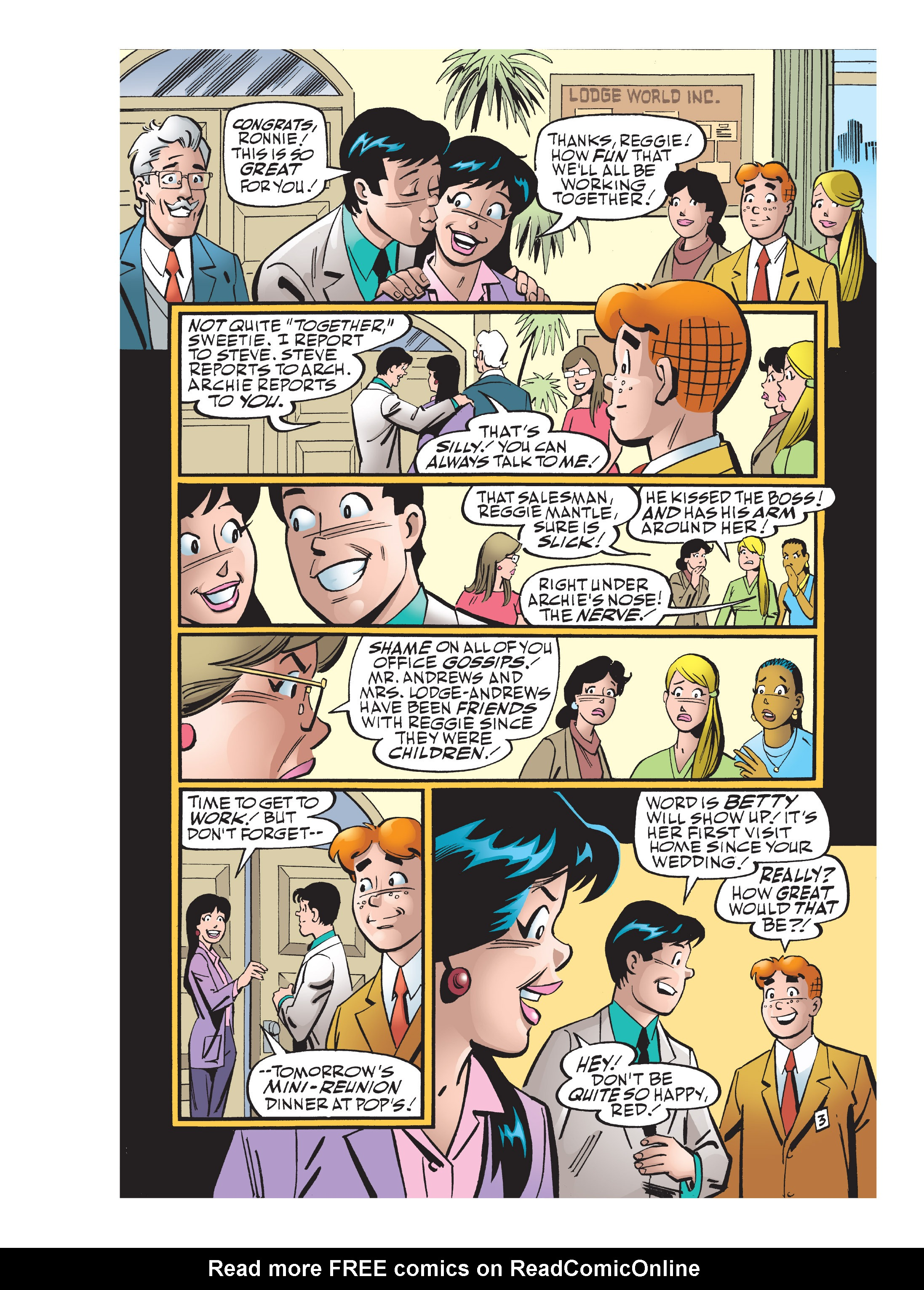 Read online Archie 1000 Page Comics Blowout! comic -  Issue # TPB (Part 4) - 34